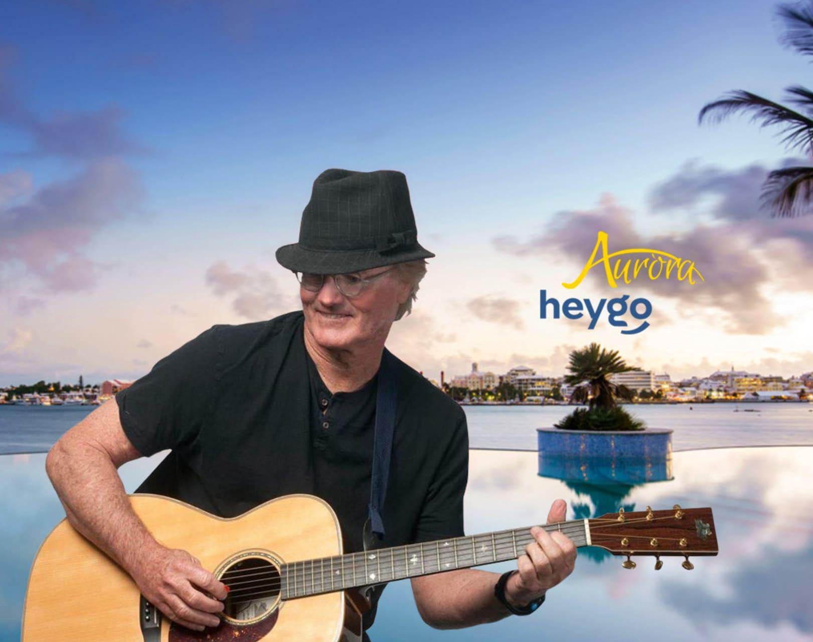 Bermuda - Live Music at Marea