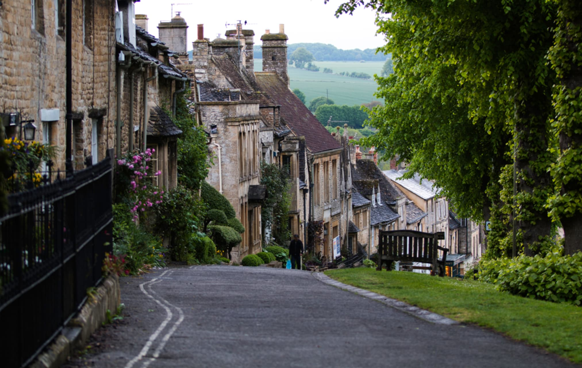 Cotswolds - The Golden Cotswolds: Burford