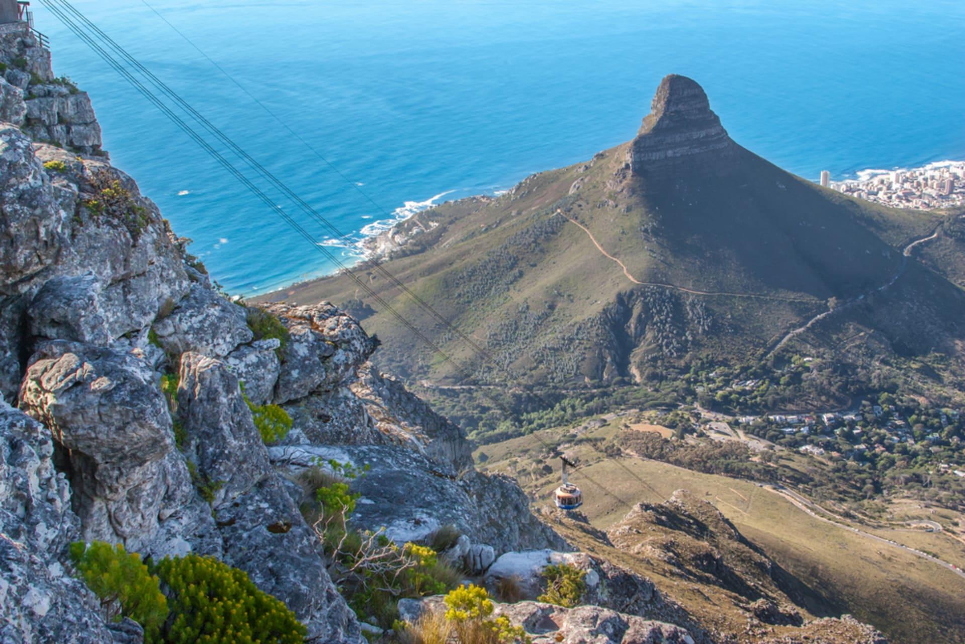 Cape Town - Lakeside Ridge, Secret Spot