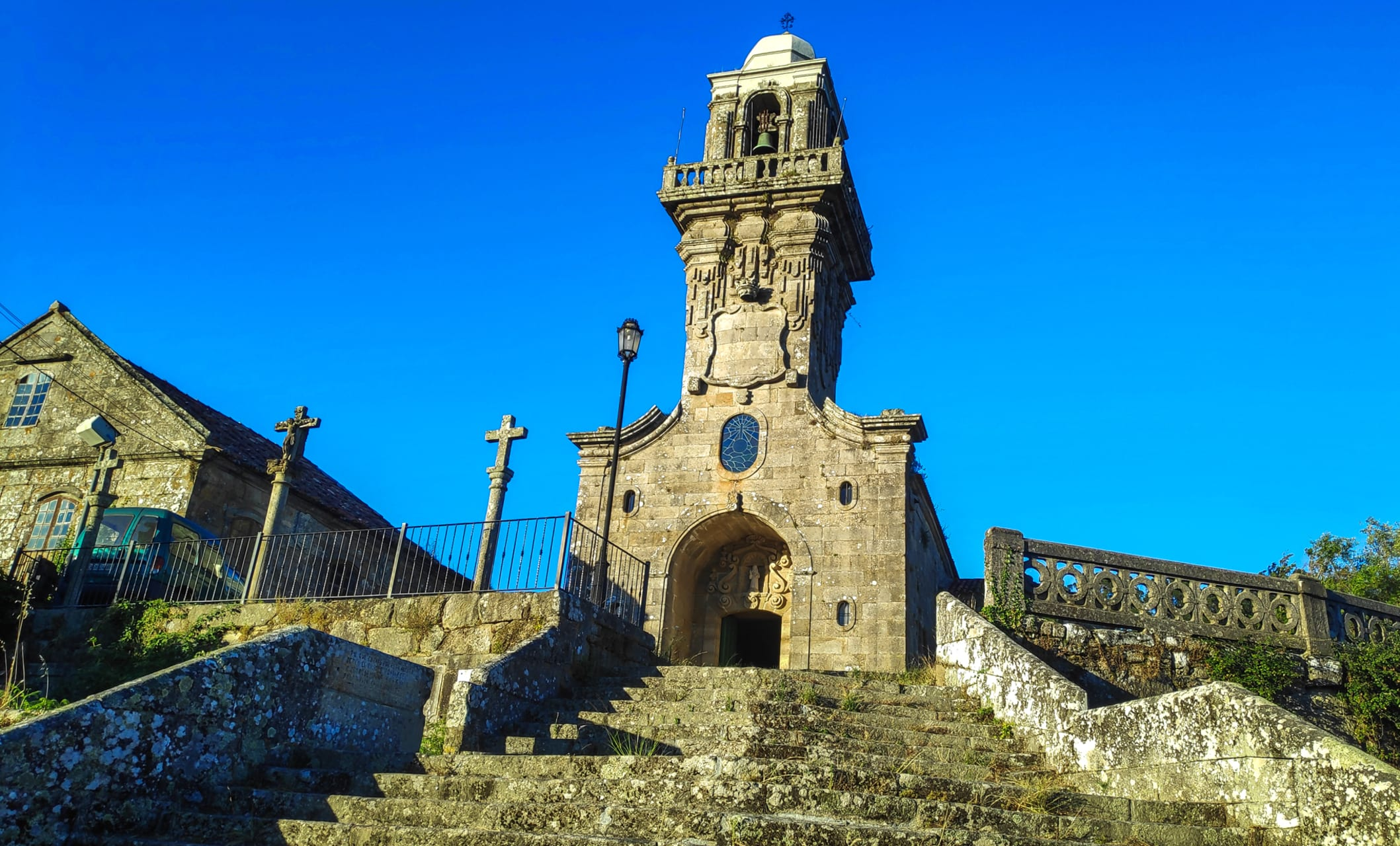 Galicia - The Lost Camino Trail of O Morrazo, Rias Baixas - Part 1: Cornfields, Vineyards & Legends of Witches