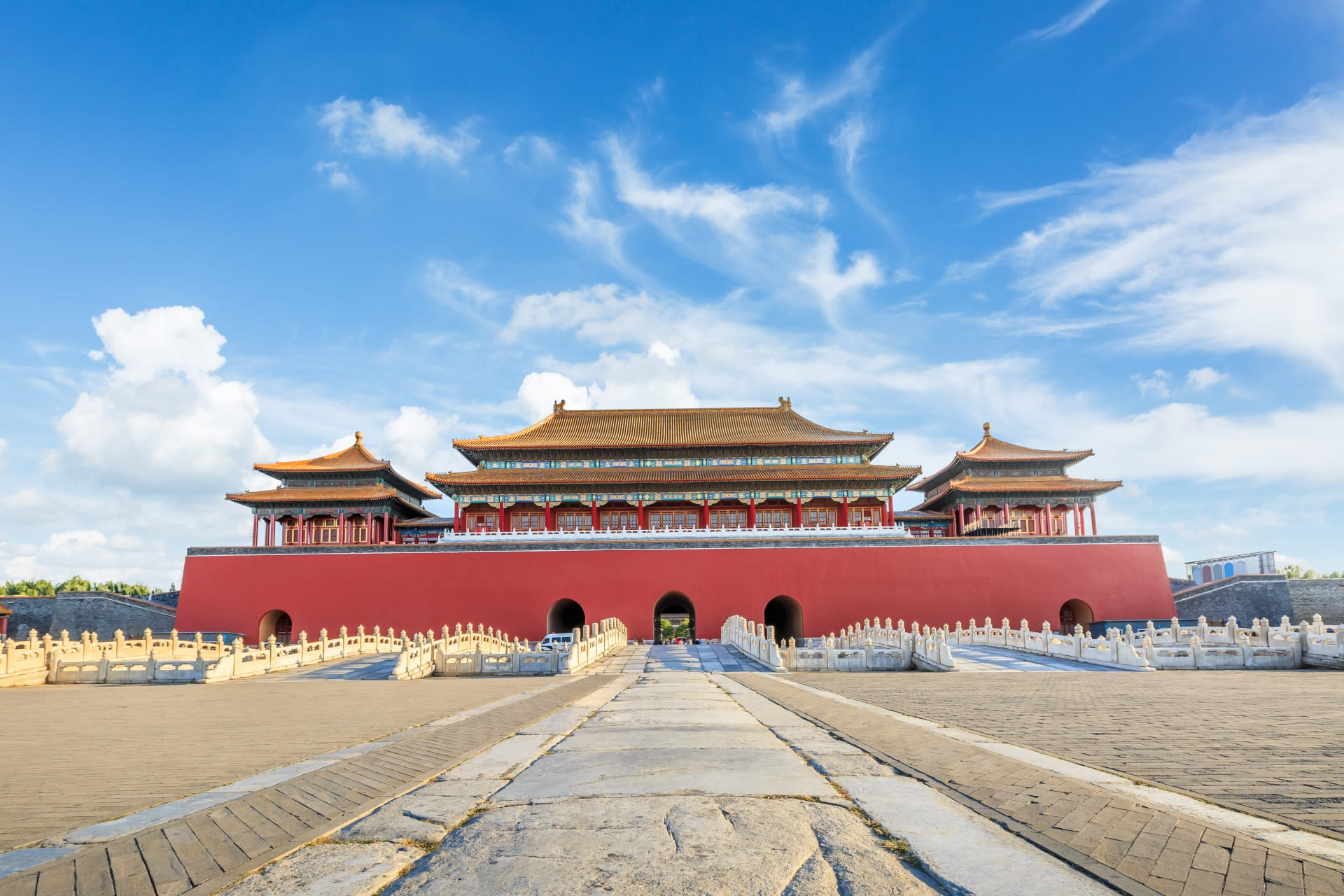 Beijing - Forbidden City: The Centre of Chinese Power for 24 Emperors: Part 1 (Three Major Halls)