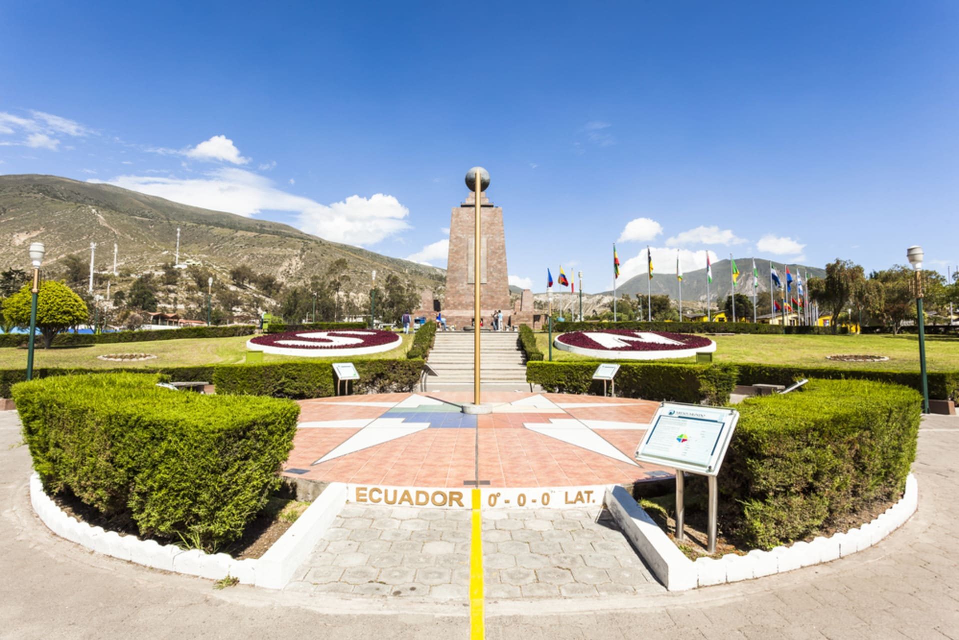 Quito - Journey to the Equator - The Middle of the World: Latitude 0