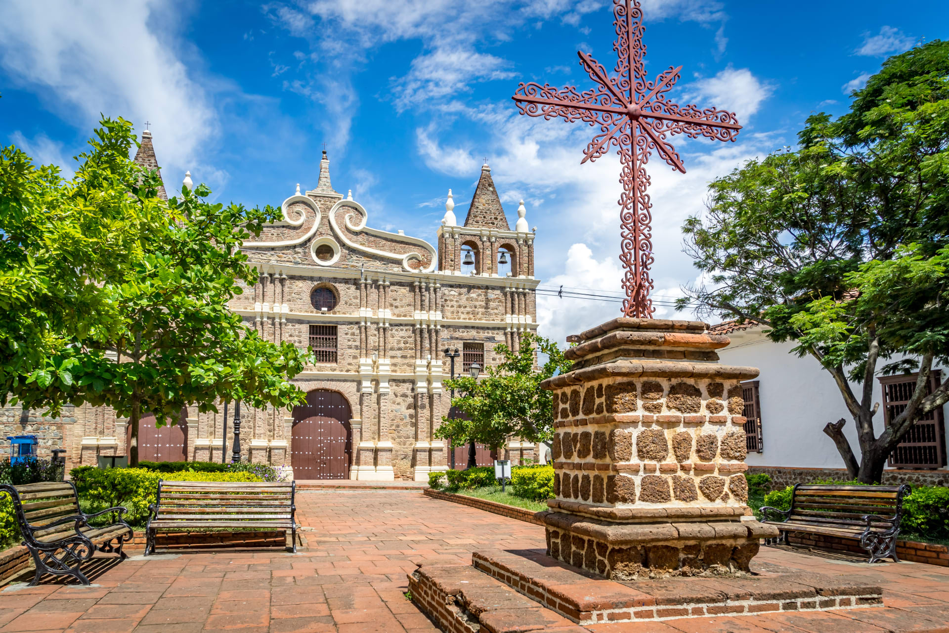Medellín - UNESCO Protected Colonial Santa Fe de Antioquia