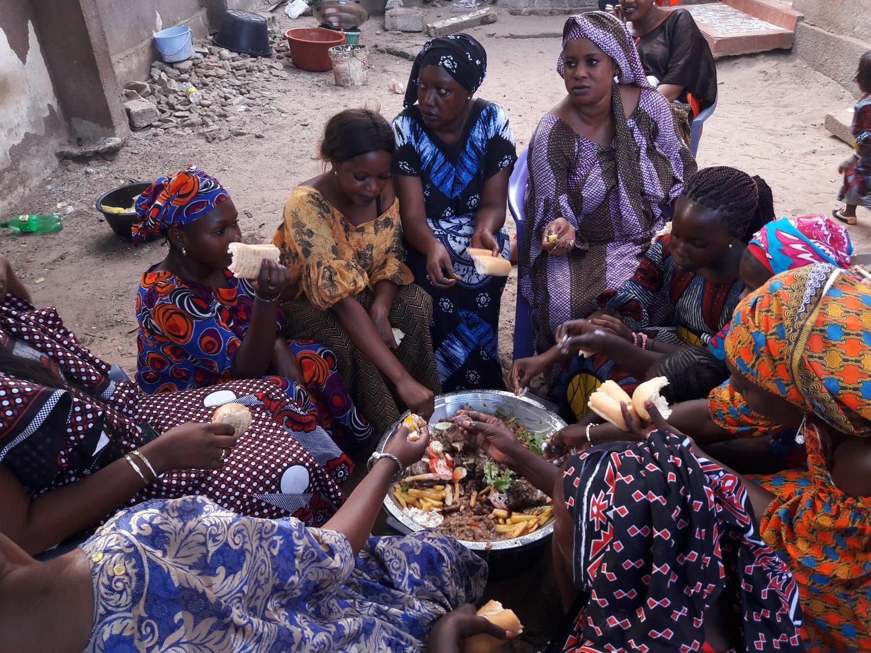 Mbour - Festive Celebration of the End of Ramadan in Sénégal