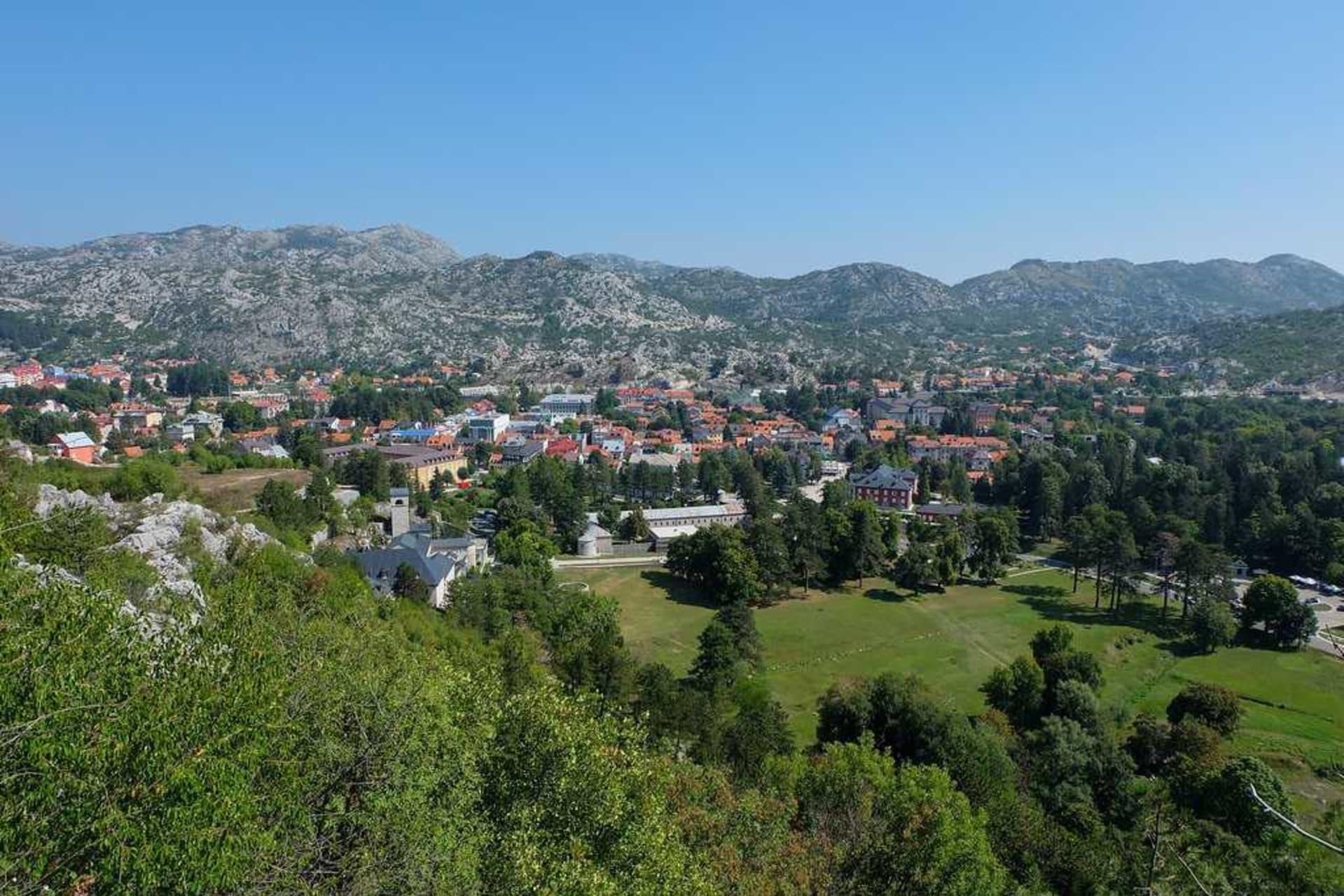 Cetinje - Cetinje, The capital of Montenegro