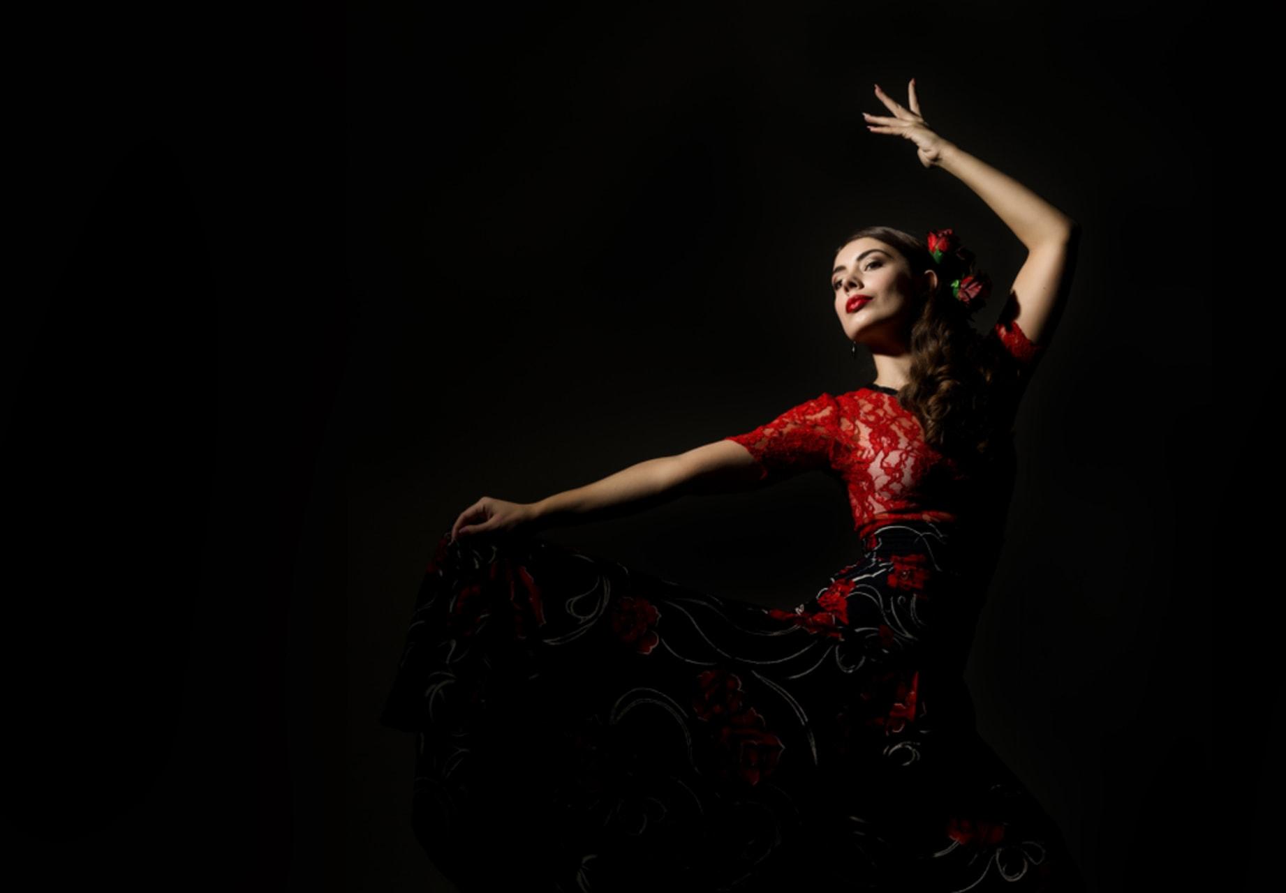Seville - Flamenco Workshop in Seville!
