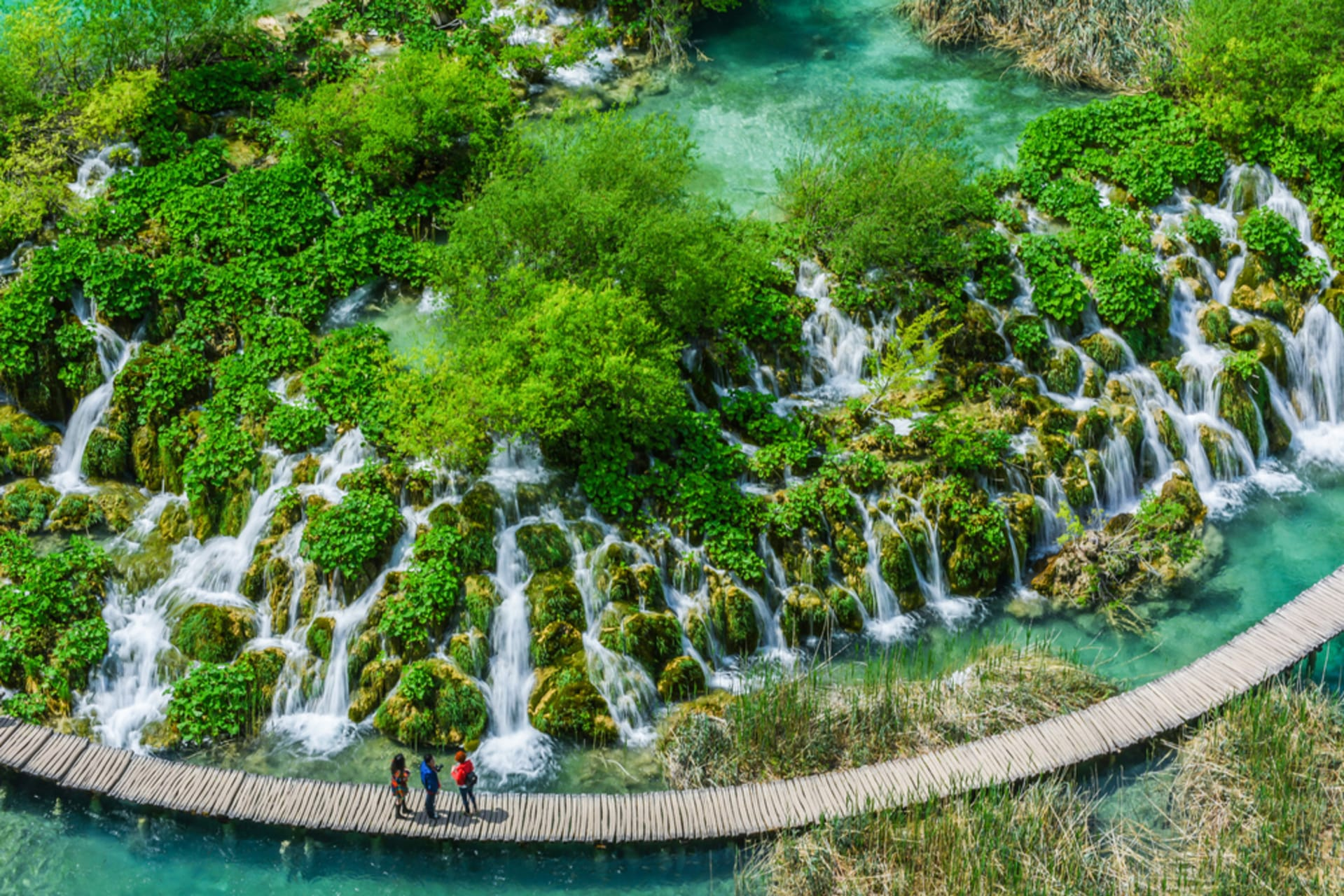 Plitvice Lakes National Park - Plitvice Lakes – The Magic of Water