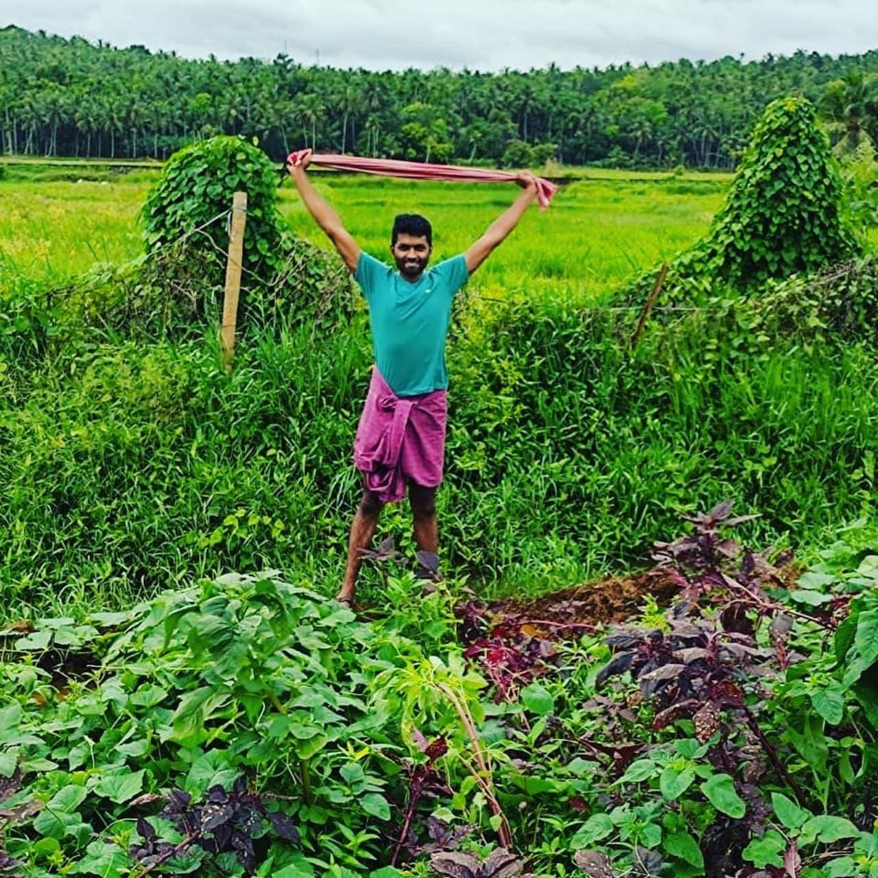 Kerala - Morning Walk With Ashraf; Let us Enjoy the Nature of Kerala