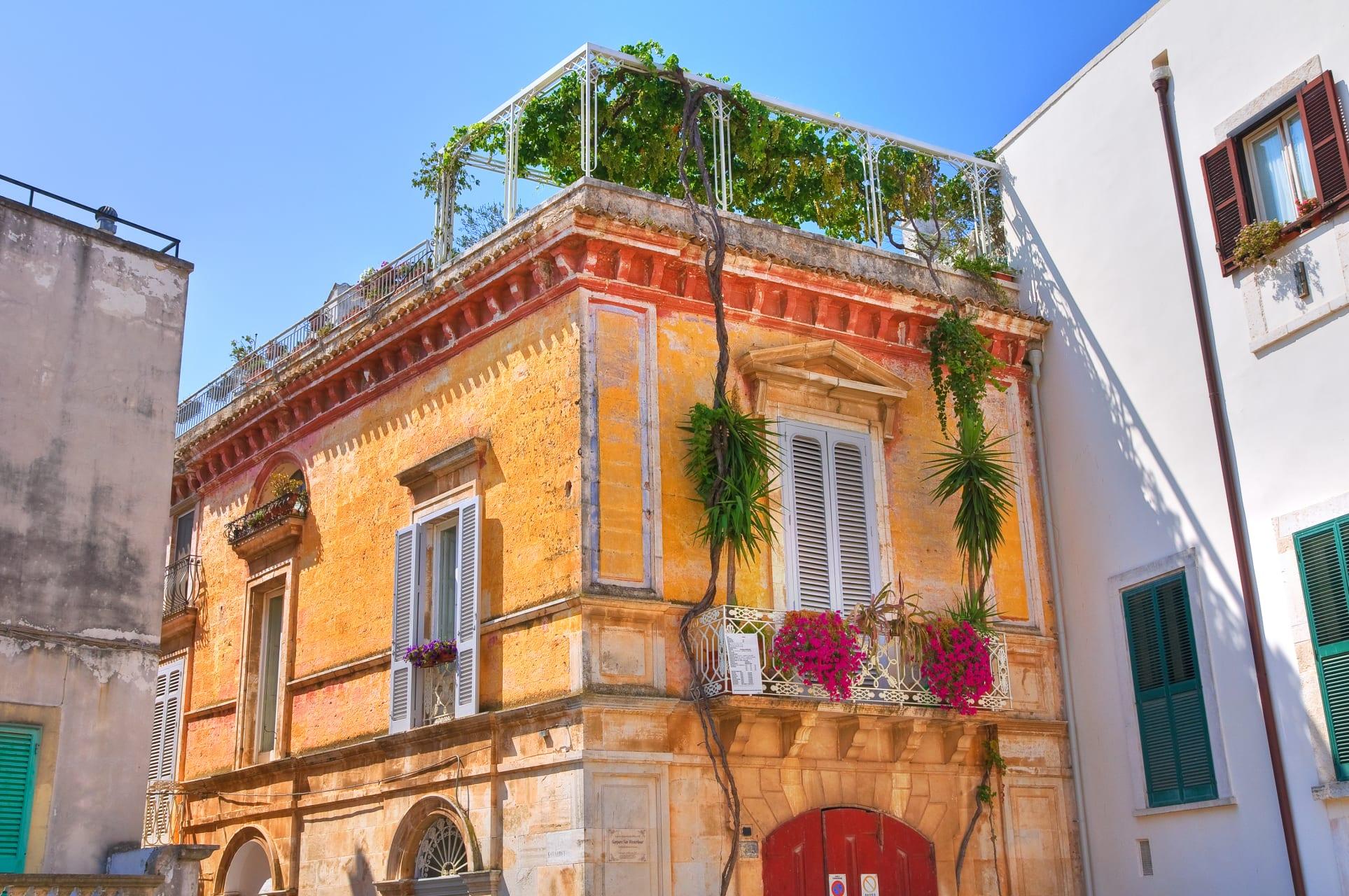 Puglia - Conversano: An ancient beautiful town that flies under the radar