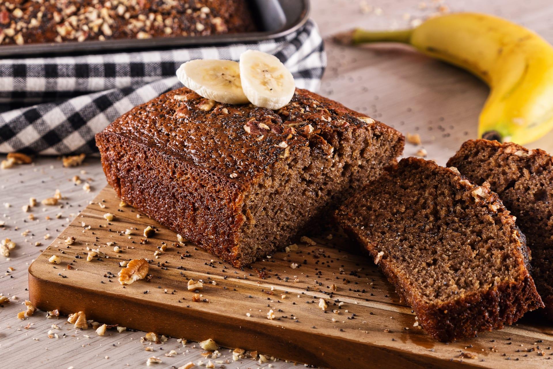 Kerala - Banana Cake (Cooking)