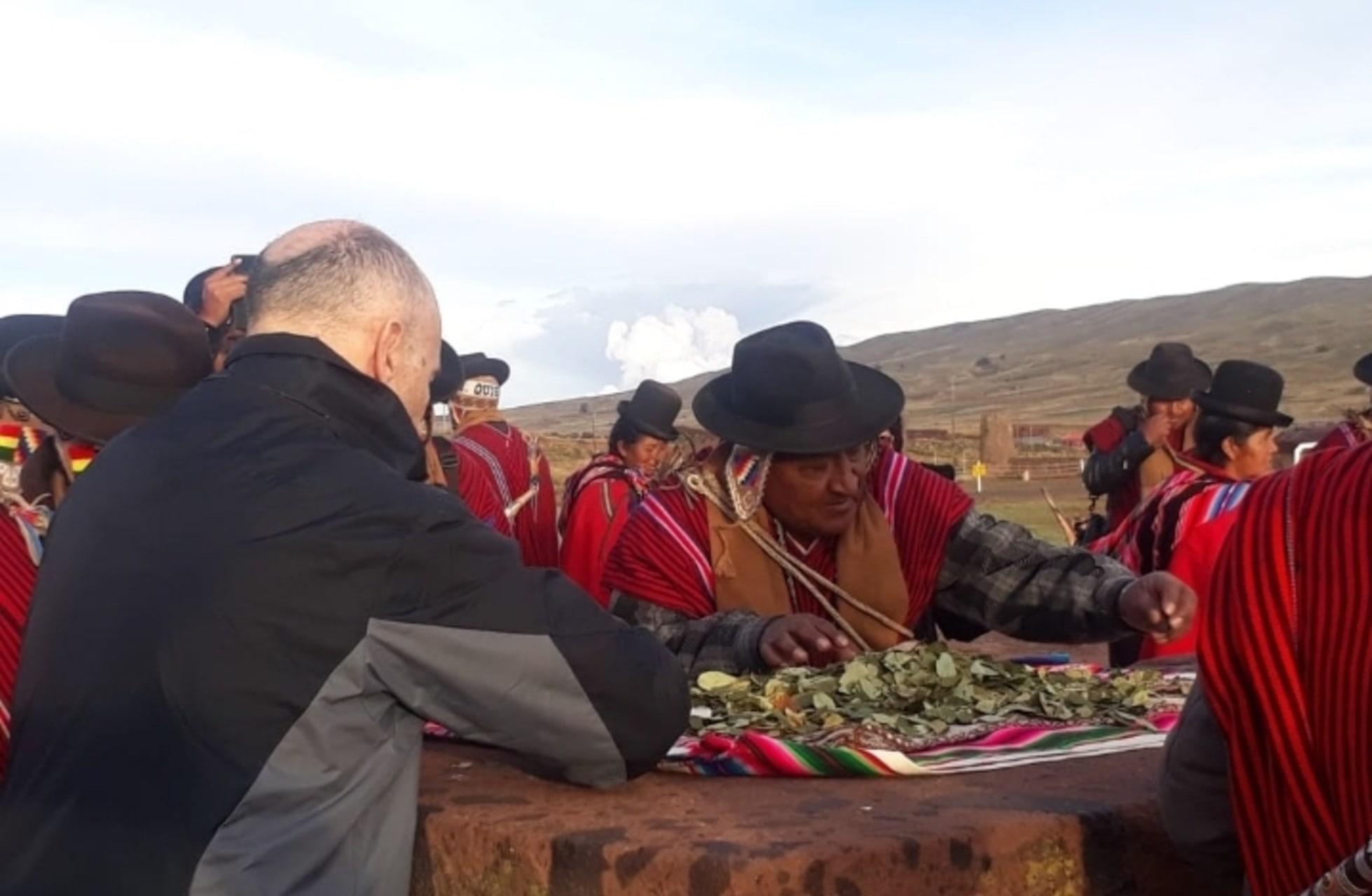 La Paz - Pachamama: Cable Car and Ritual