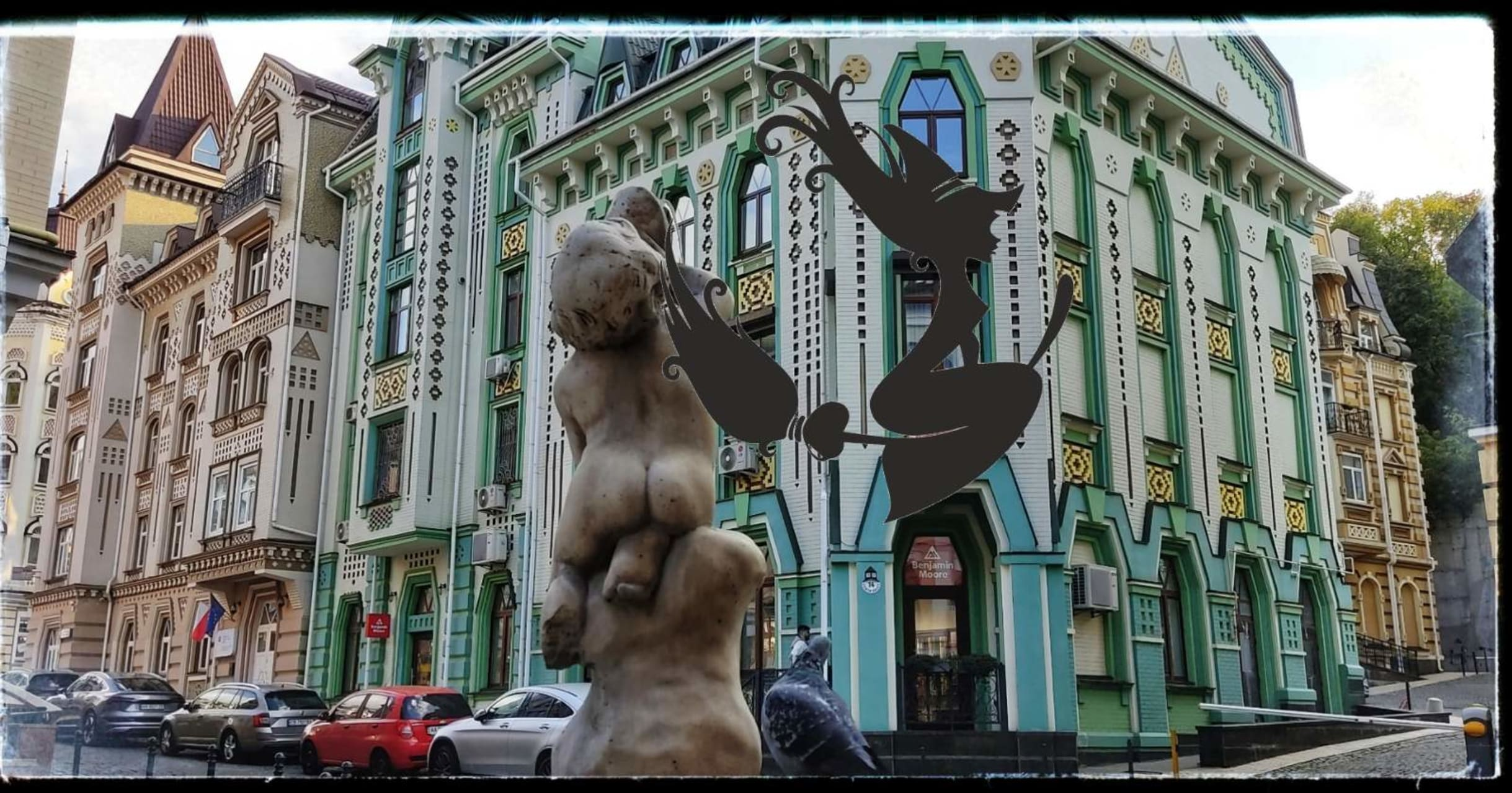 Kyiv - Bald Mountain, Kyiv Witches and Ghost City of Millionaires
