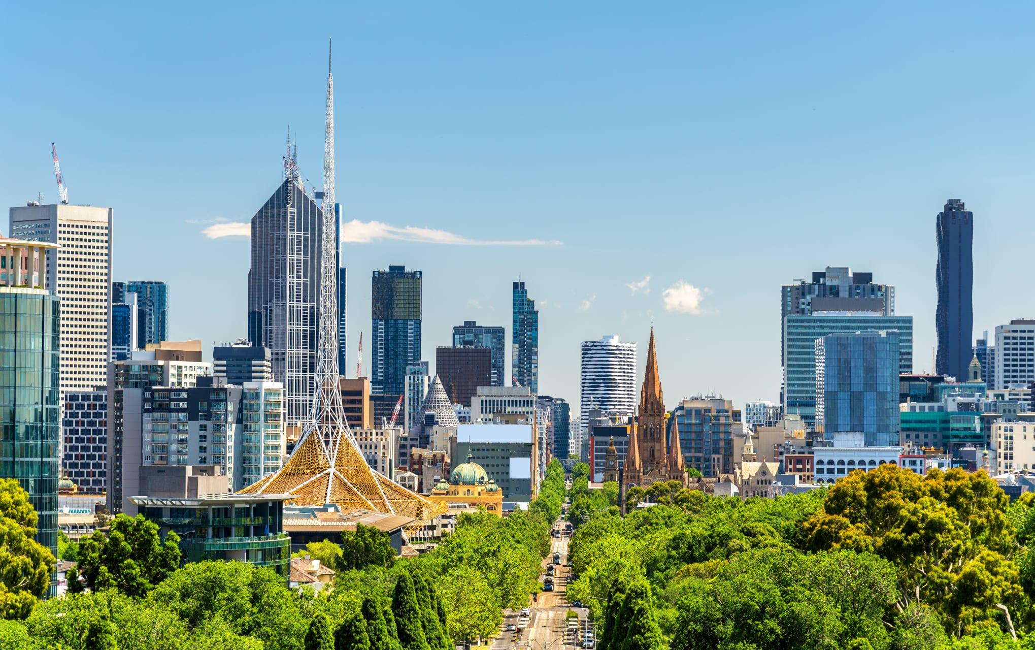 Melbourne - Culture Down Under: An Introduction to Australia's Culture Capital
