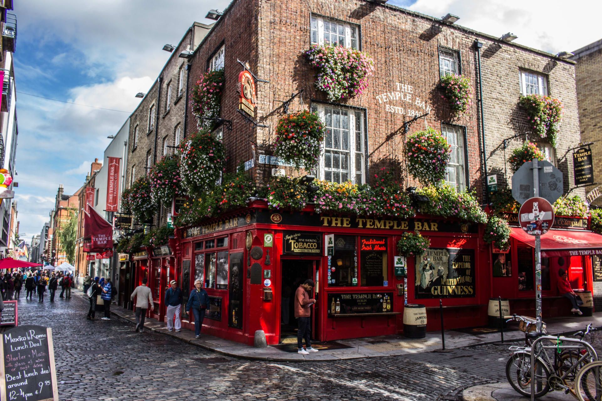 Dublin - Tales from Temple Bar