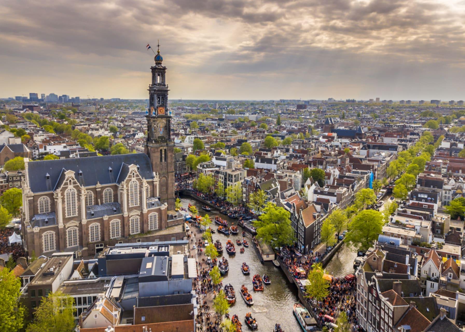 Amsterdam - Anne Frank and the secret annex