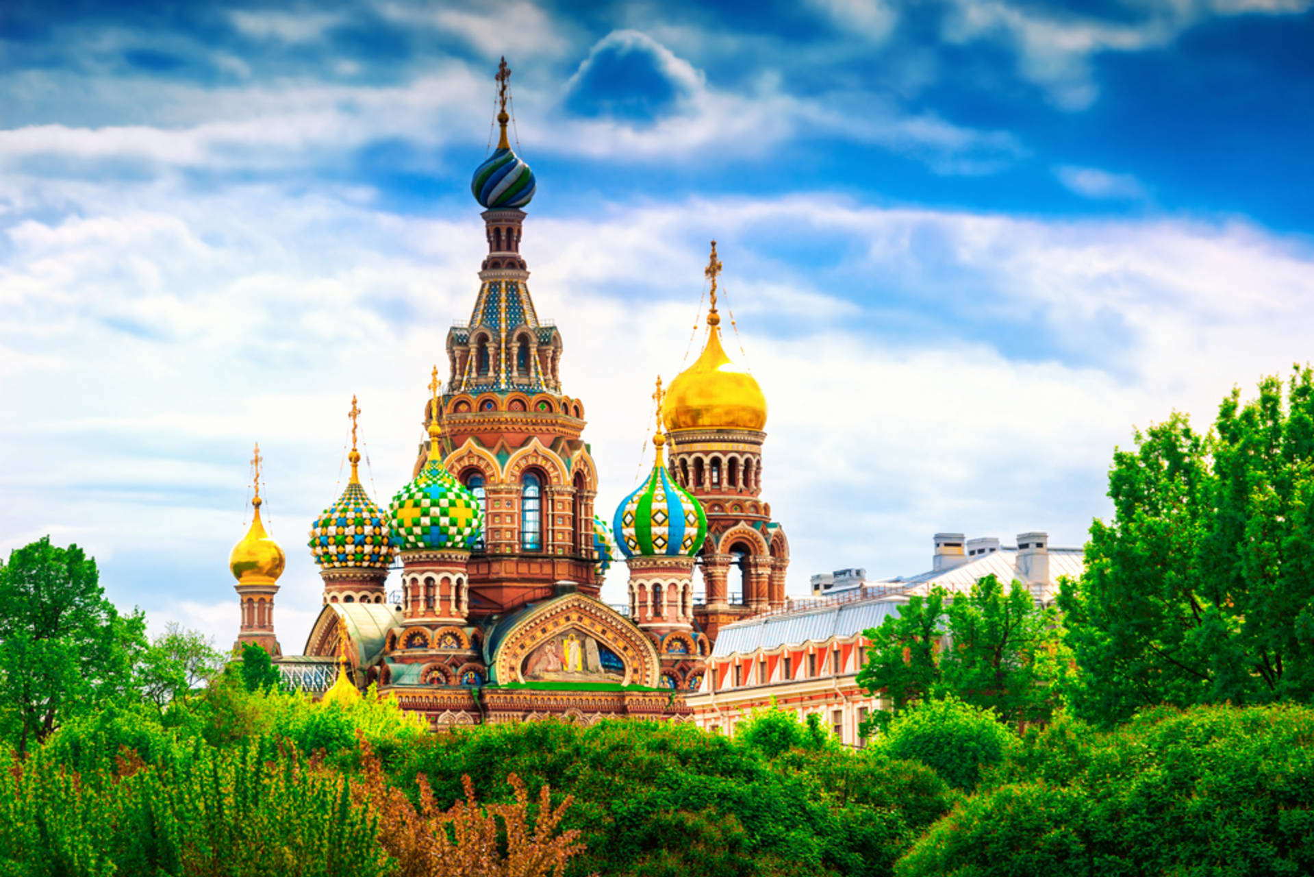 Saint Petersburg - The Spilled Blood Cathedral