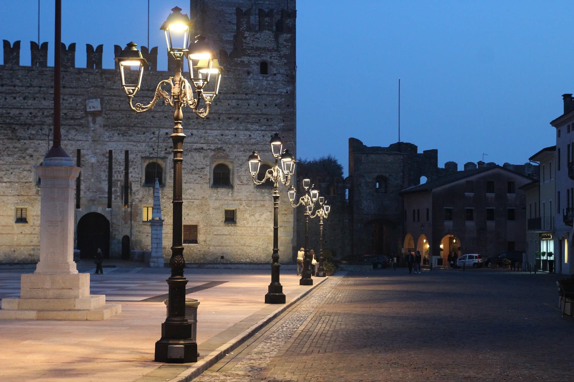 Veneto - Marostica - the Human Chess Game city