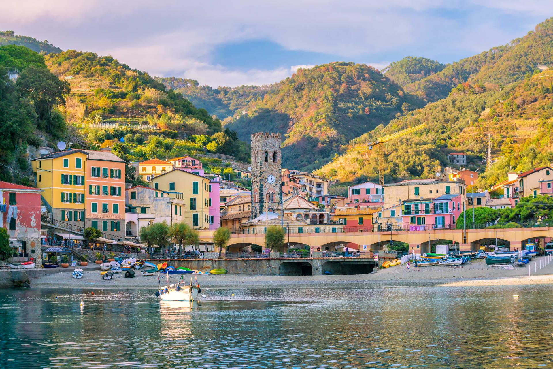 Cinque Terre & Portovenere - Monterosso al Mare – A Place to Appreciate The Traditions.