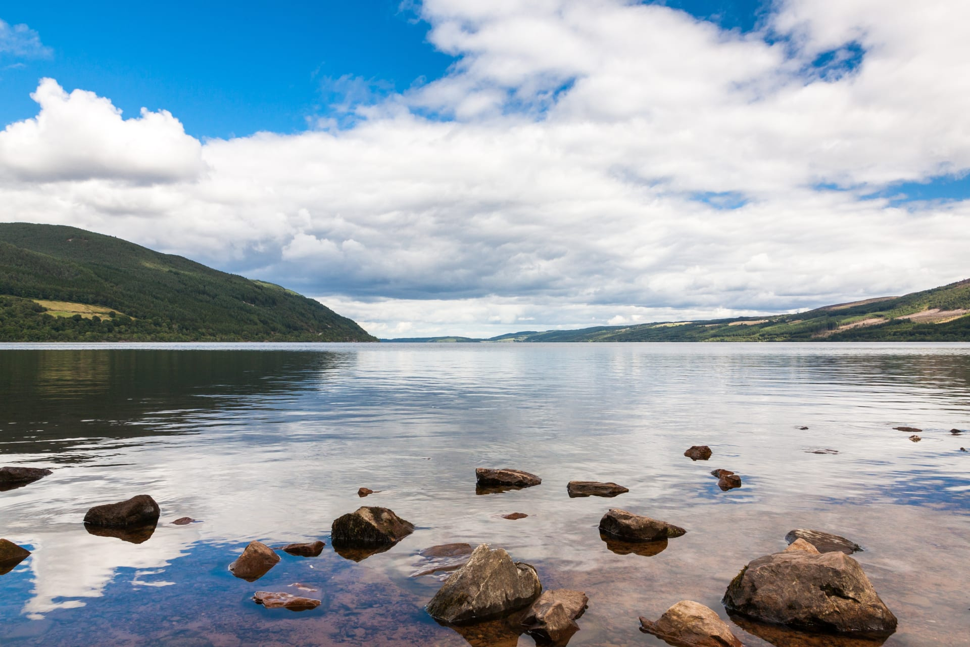 The Scottish Highlands - Loch Ness and Fort Augustus