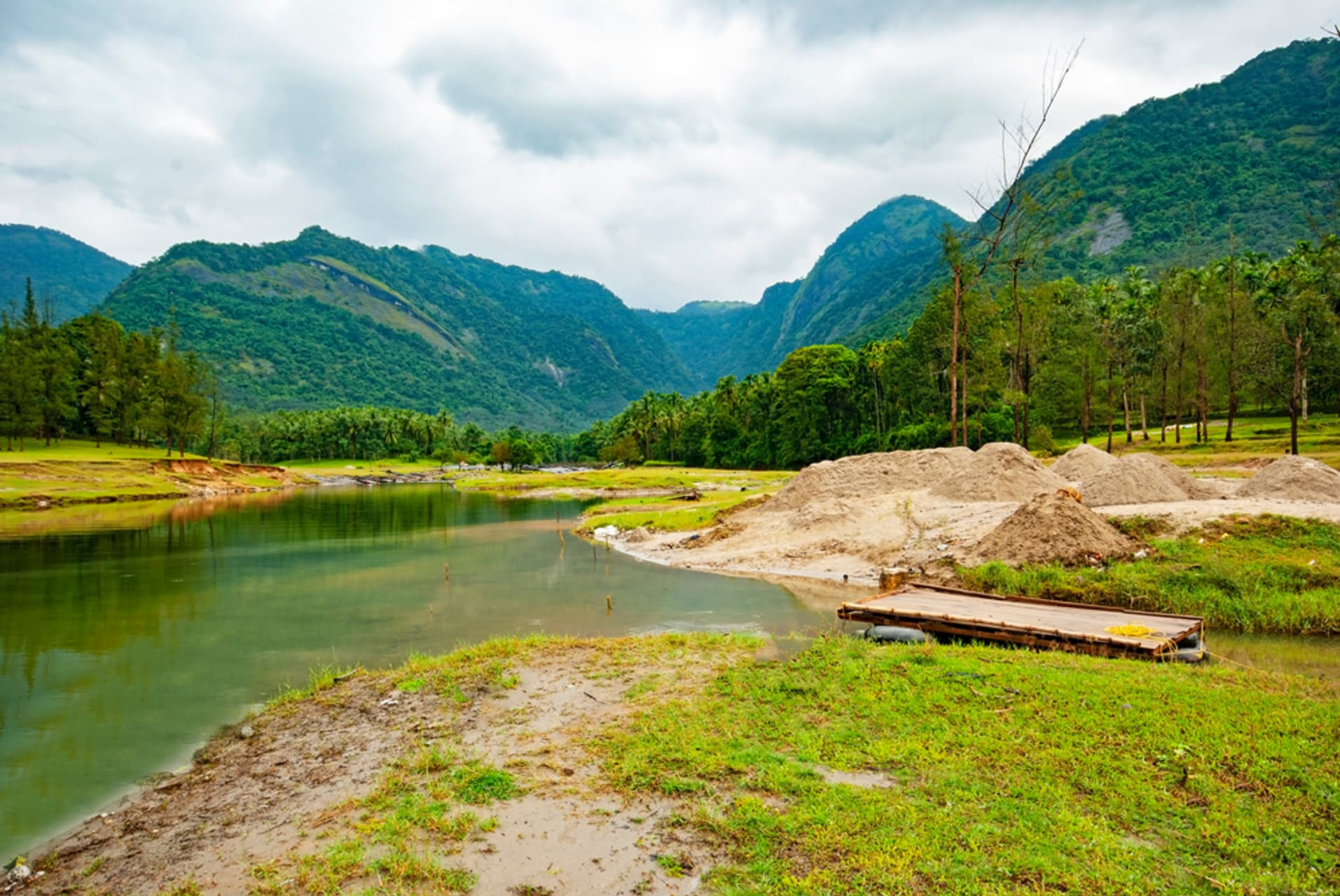 Kerala - Kerala - Natural Beauty of a Village (Part 3)