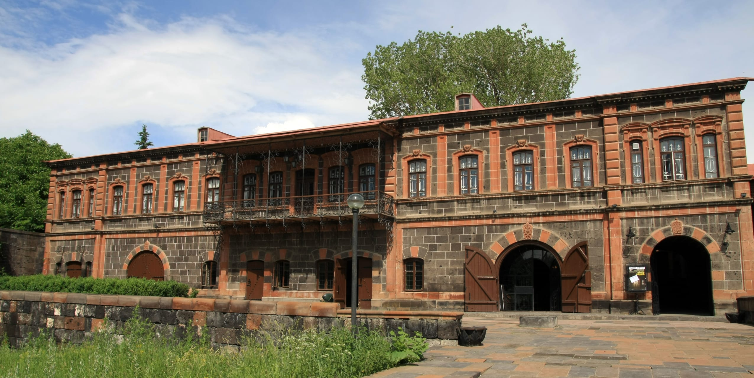 Gyumri - Museum of Social life and National Architecture in Gyumri