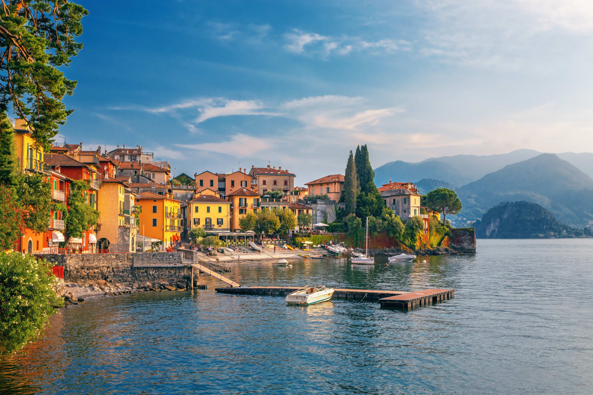 Lake Como - Lake Como – Part 3, Panoramic Boat Trip