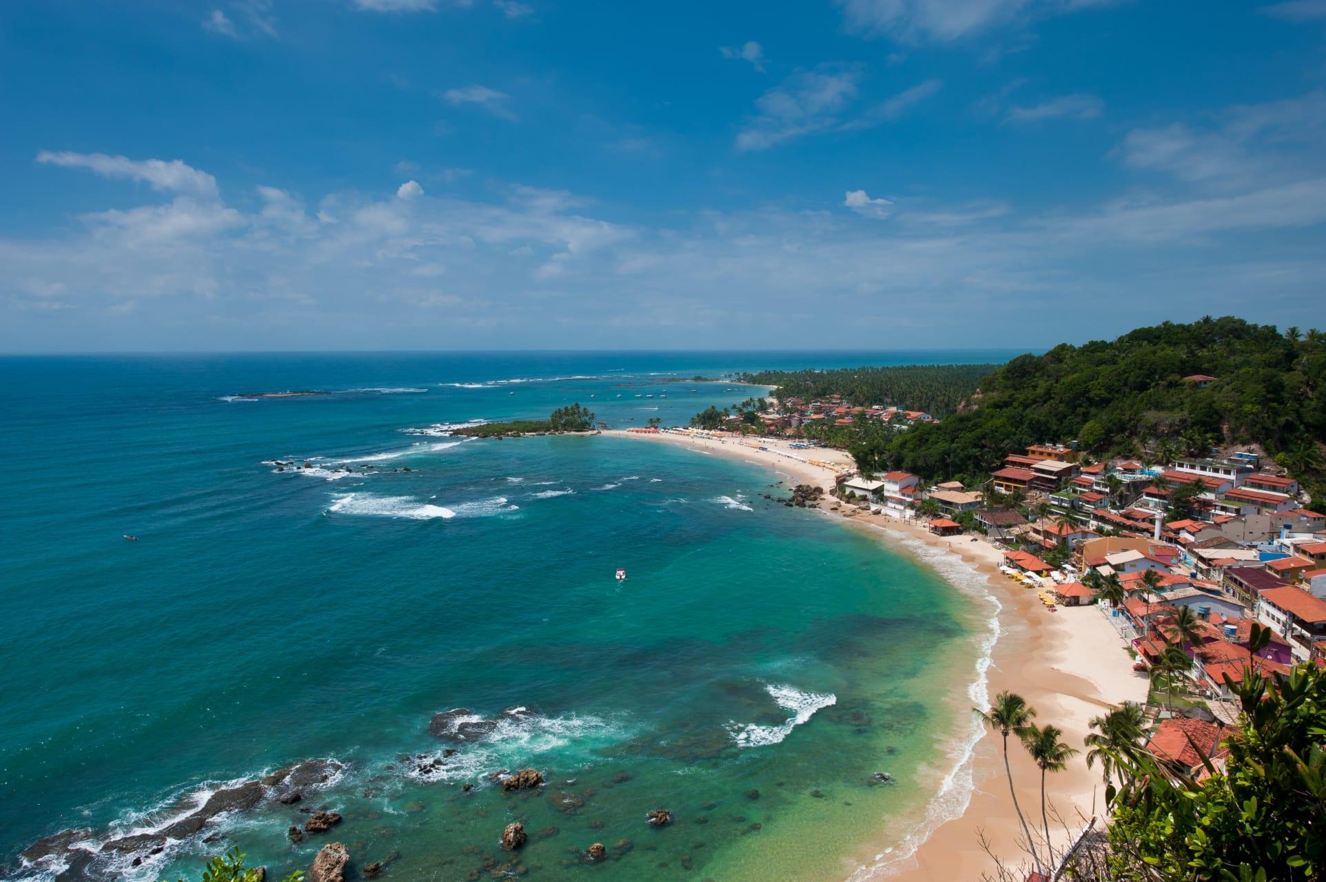 Morro de São Paulo Island - Morro de Sao Paulo 1 - Welcome to The Paradise Island in Brazil
