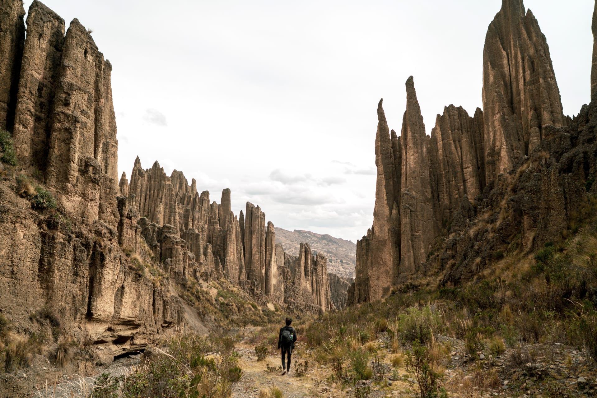 La Paz - Valley of the Animas