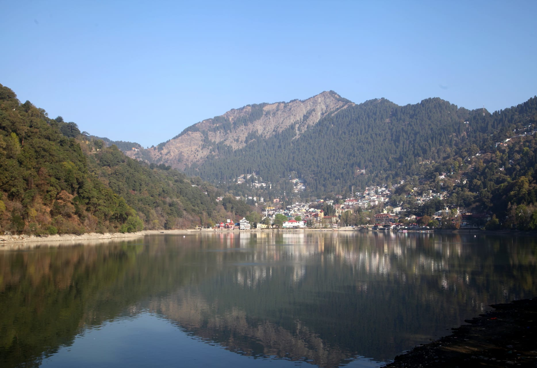 Delhi - Lake District of India and Hill Station of Britishers!