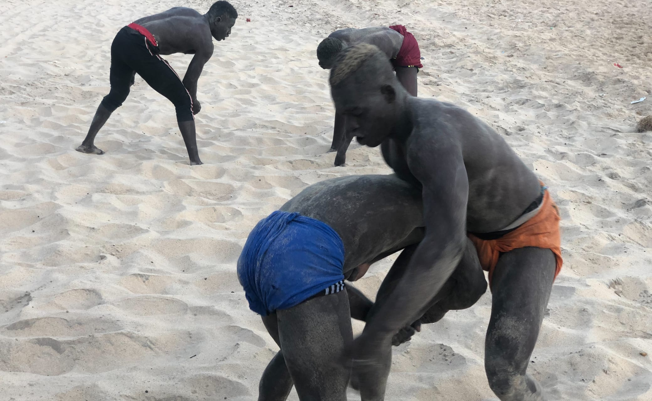 Mbour - The Senegalese Wrestling