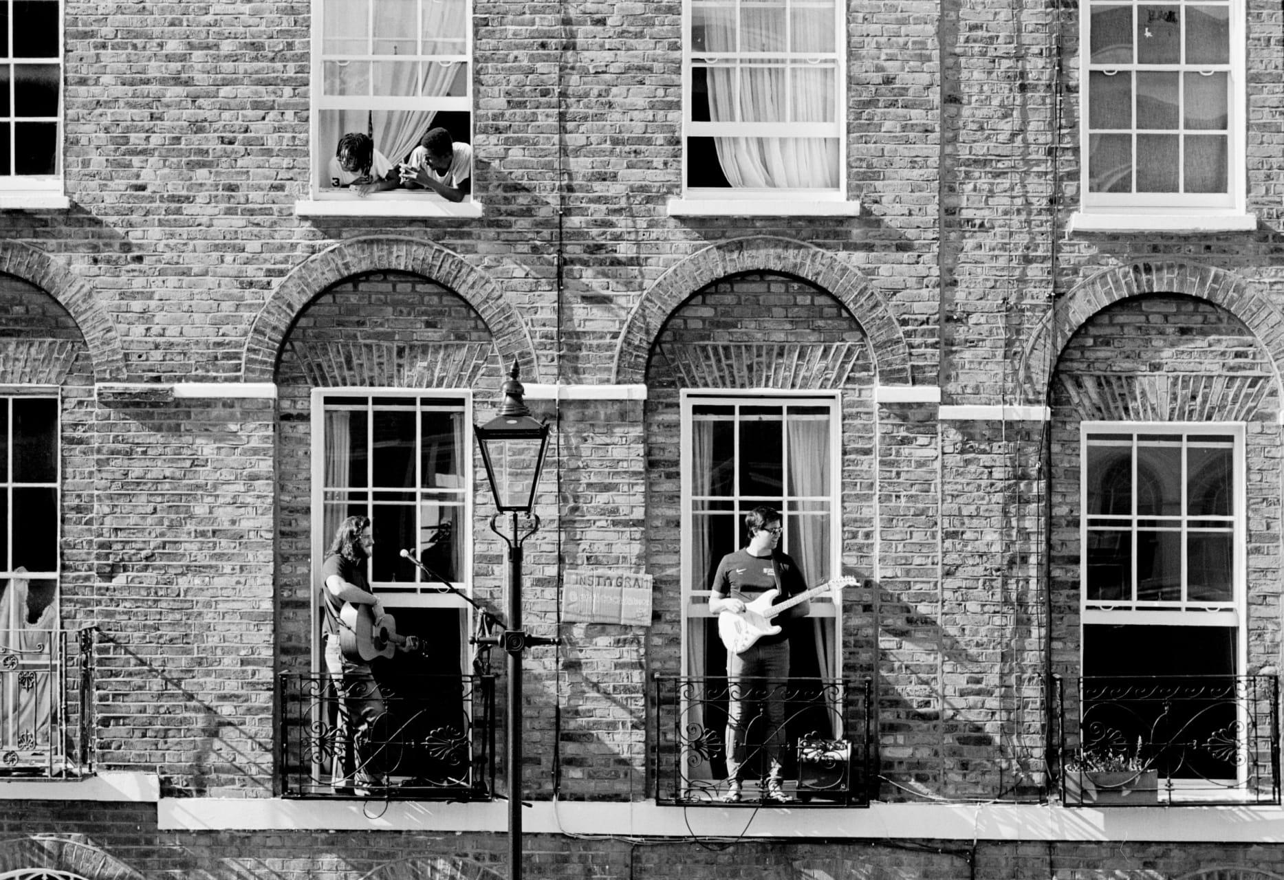 London - Highbury Fields Forever