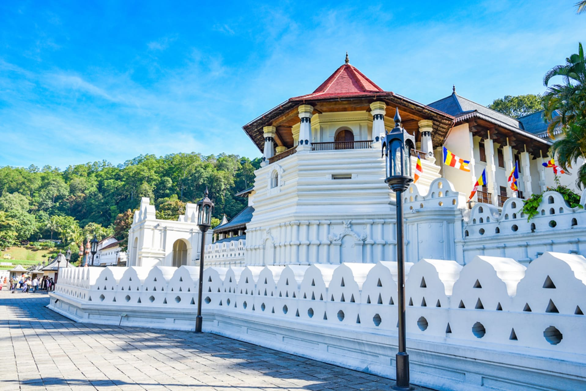 Kandy - Local exposure in the cultural city of Kandy, Sri Lanka