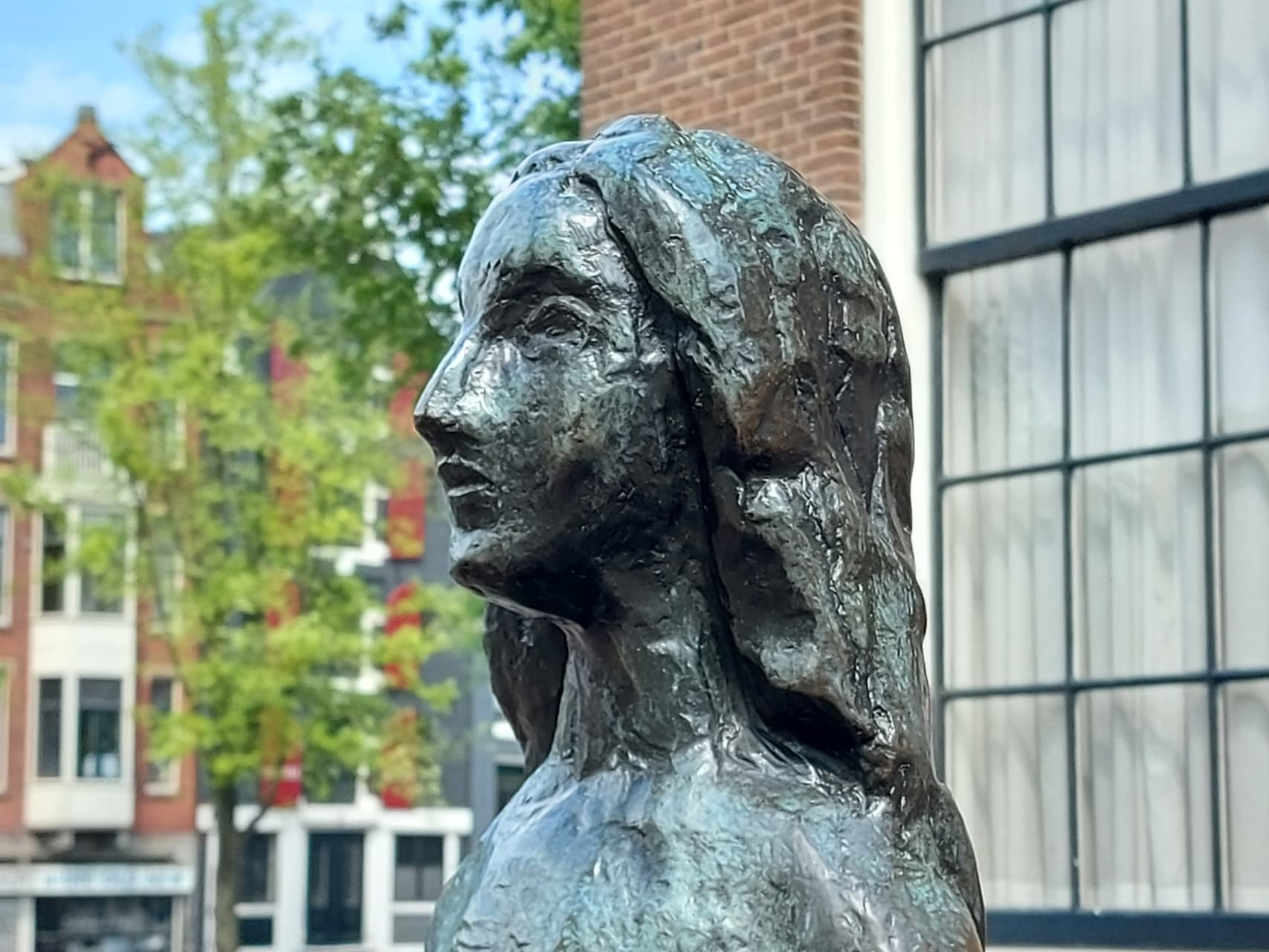 Amsterdam - The Legacy of Anne and Otto Frank