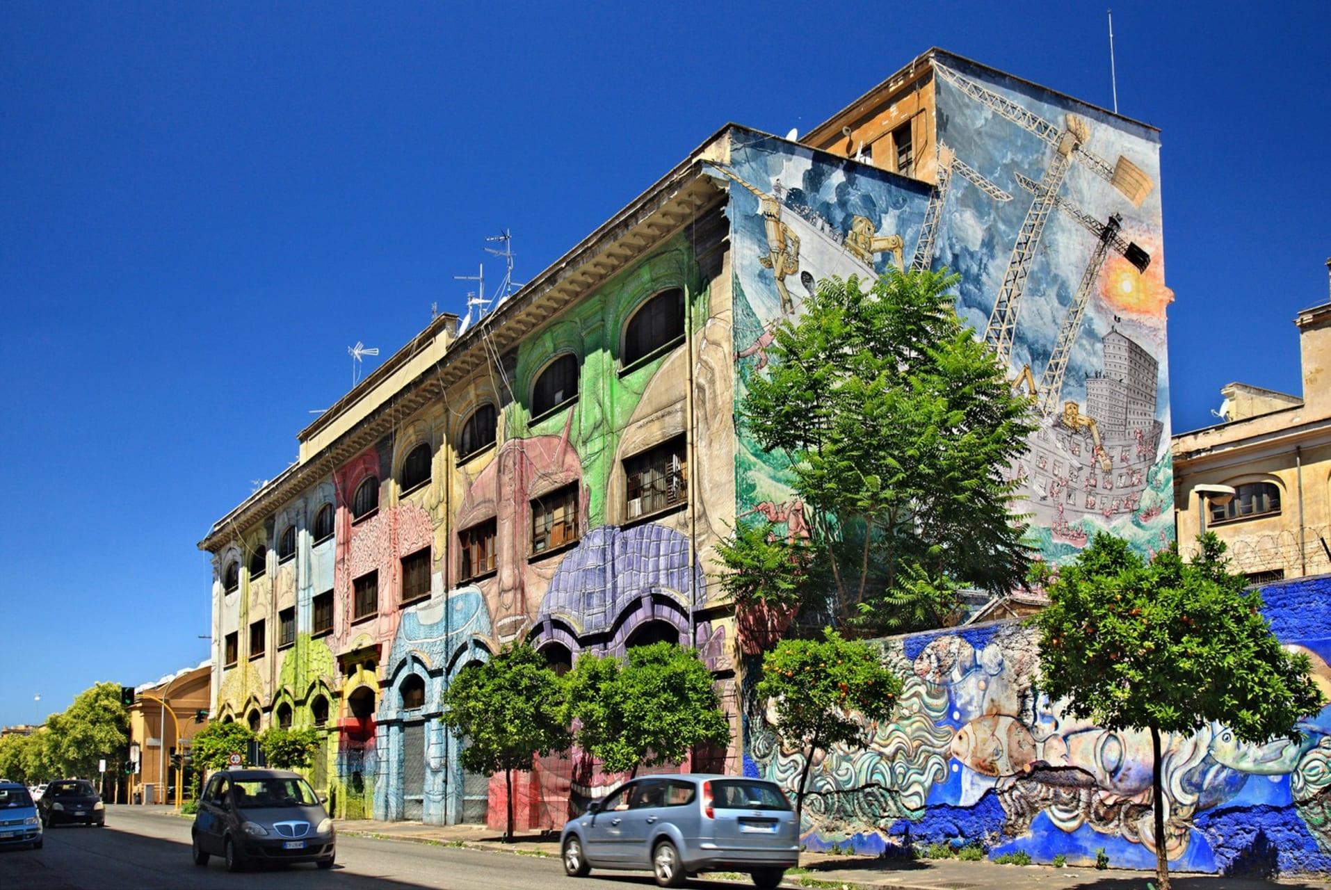 Rome - Rome's Street Art + Art Quiz