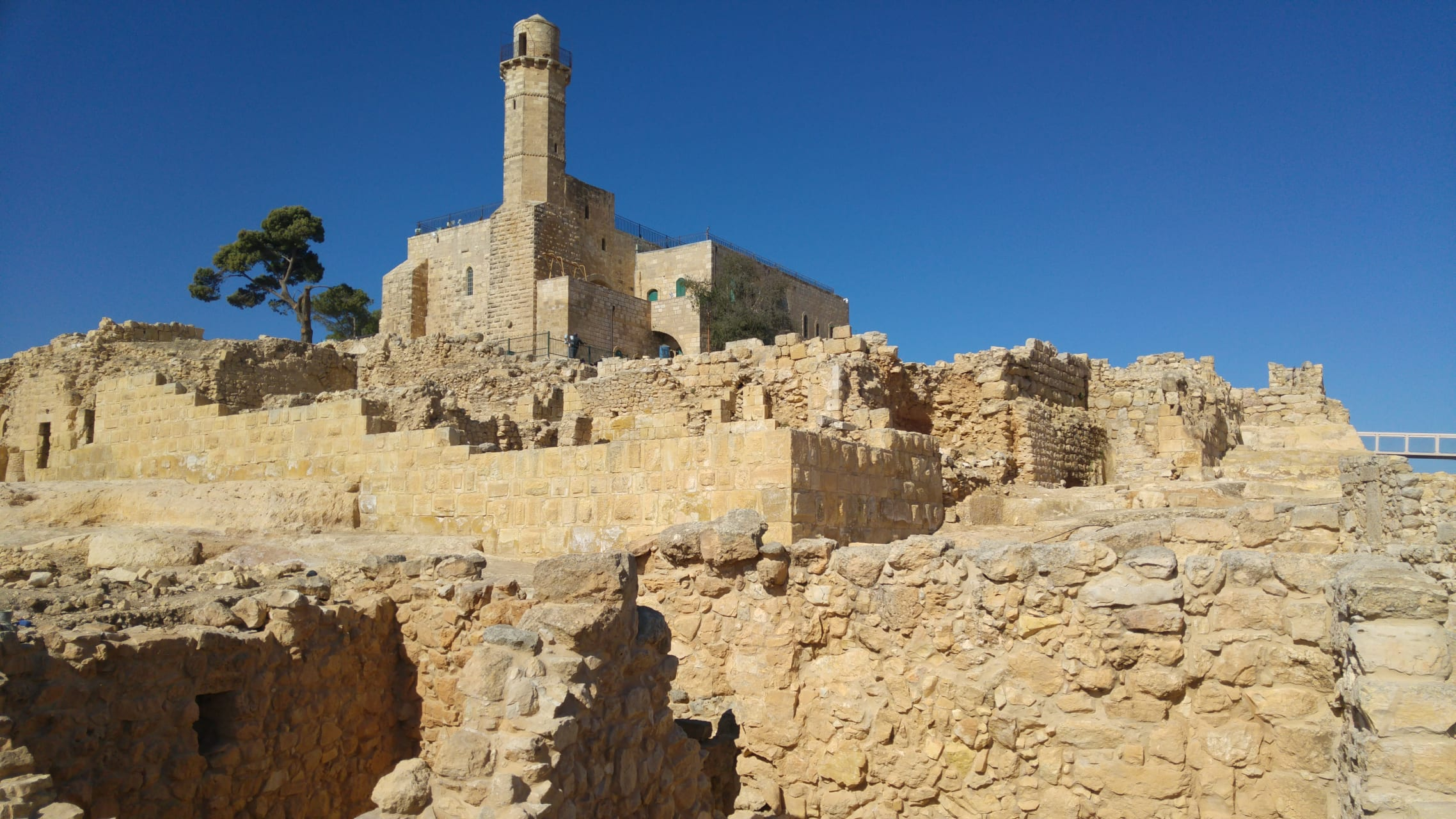 Jerusalem - The Tomb of Prophet Samuel - The Abrahamic Matryoshka (Russian Doll)