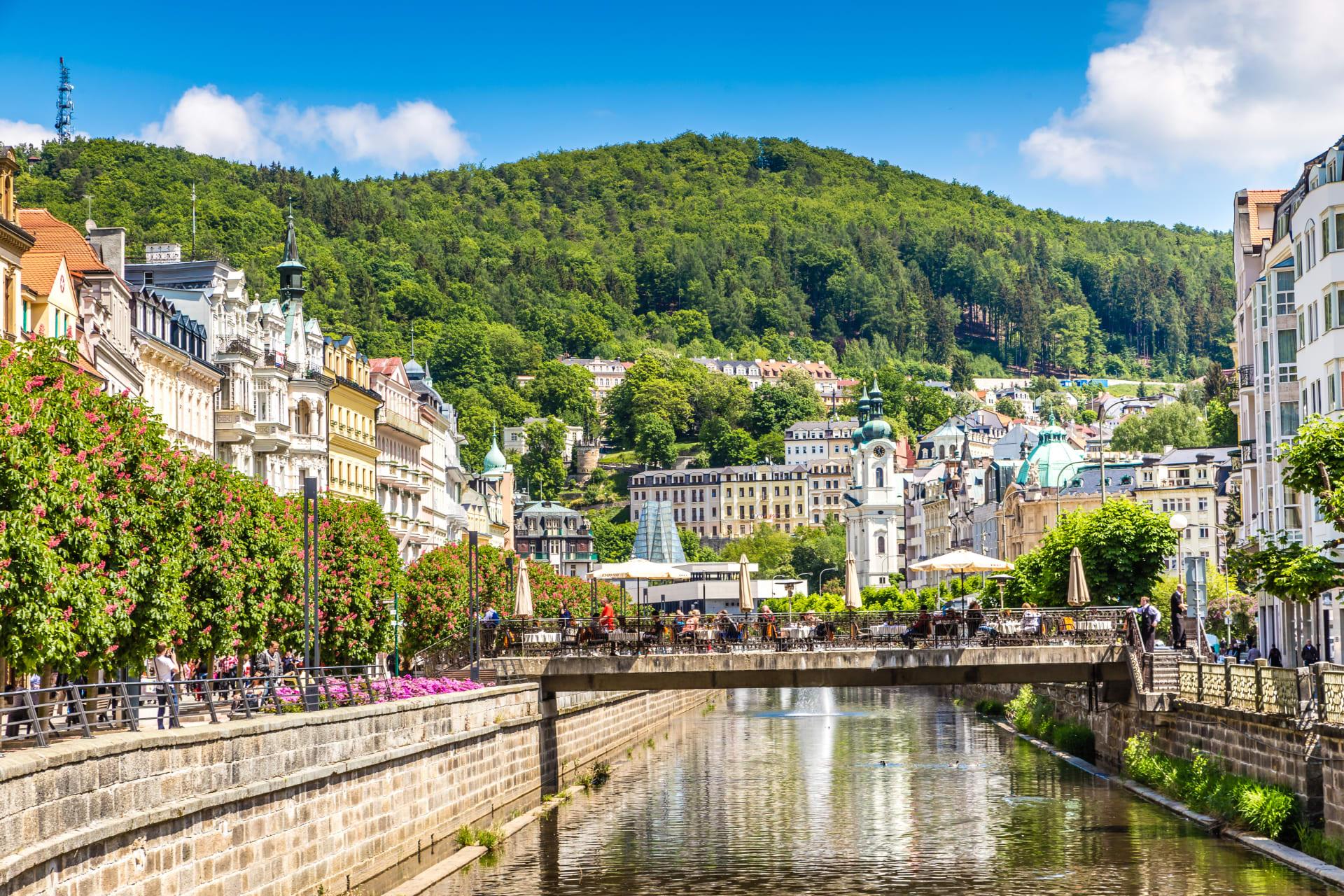 Karlovy Vary - Karlovy Vary - The Most Famous Czech Spa Town