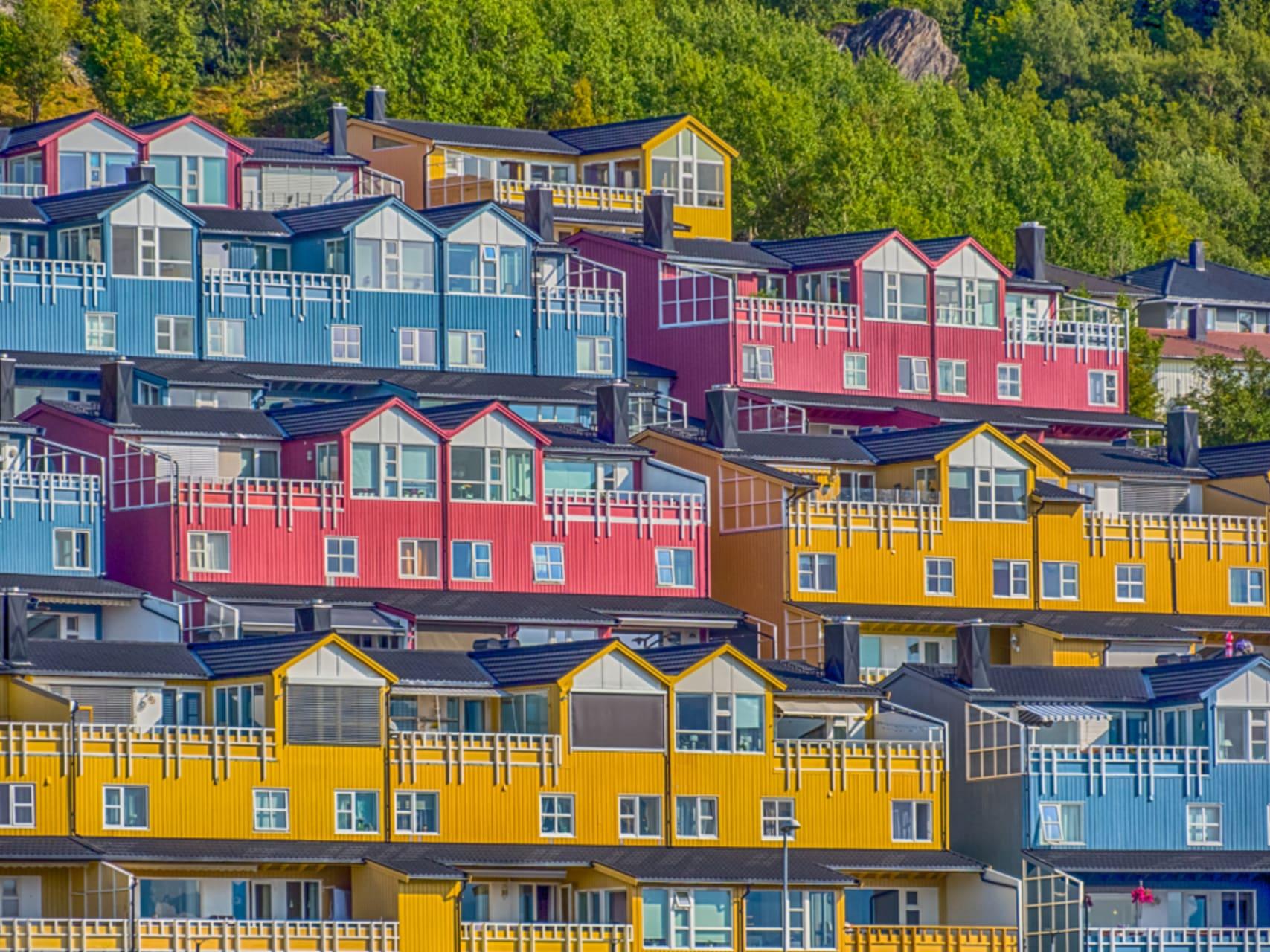 Bodø - Bodø: From World War II to a European Culture Capital