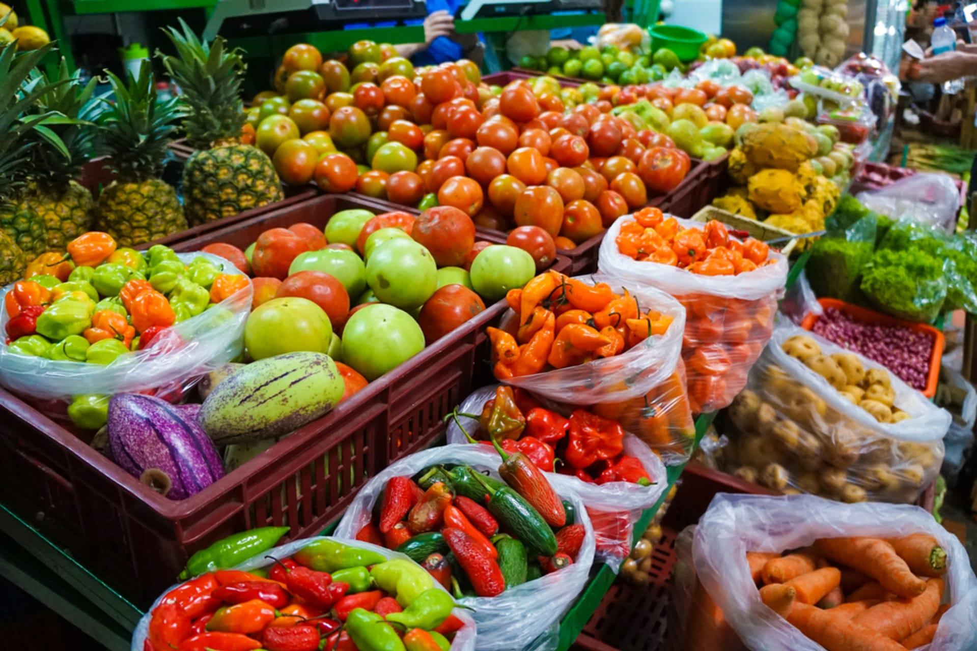 Medellín - A Rich Walk inside Colombian Farmers' Markets