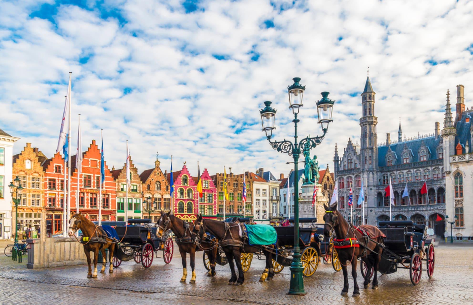 Bruges - Get Lost in Medieval Bruges