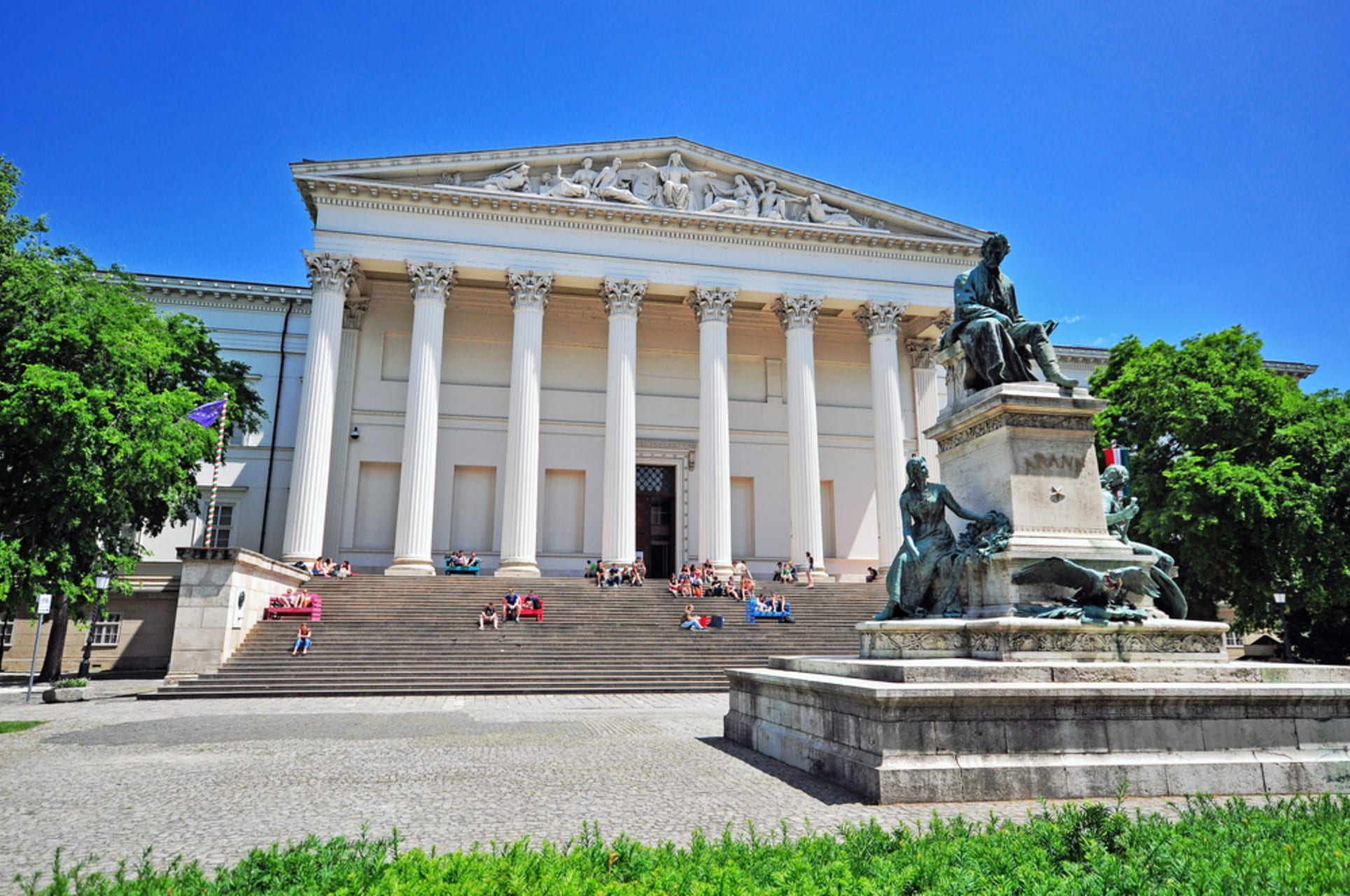Budapest - Budapest's Architectural Gems Series: The Palace Quarter