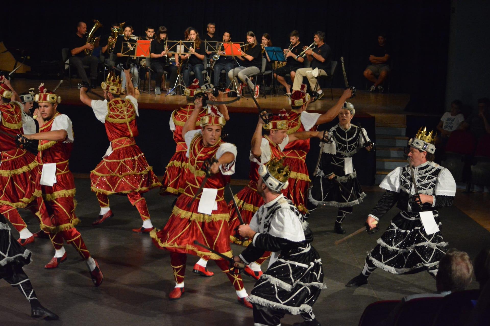 Korcula - Moreška Sword Dance