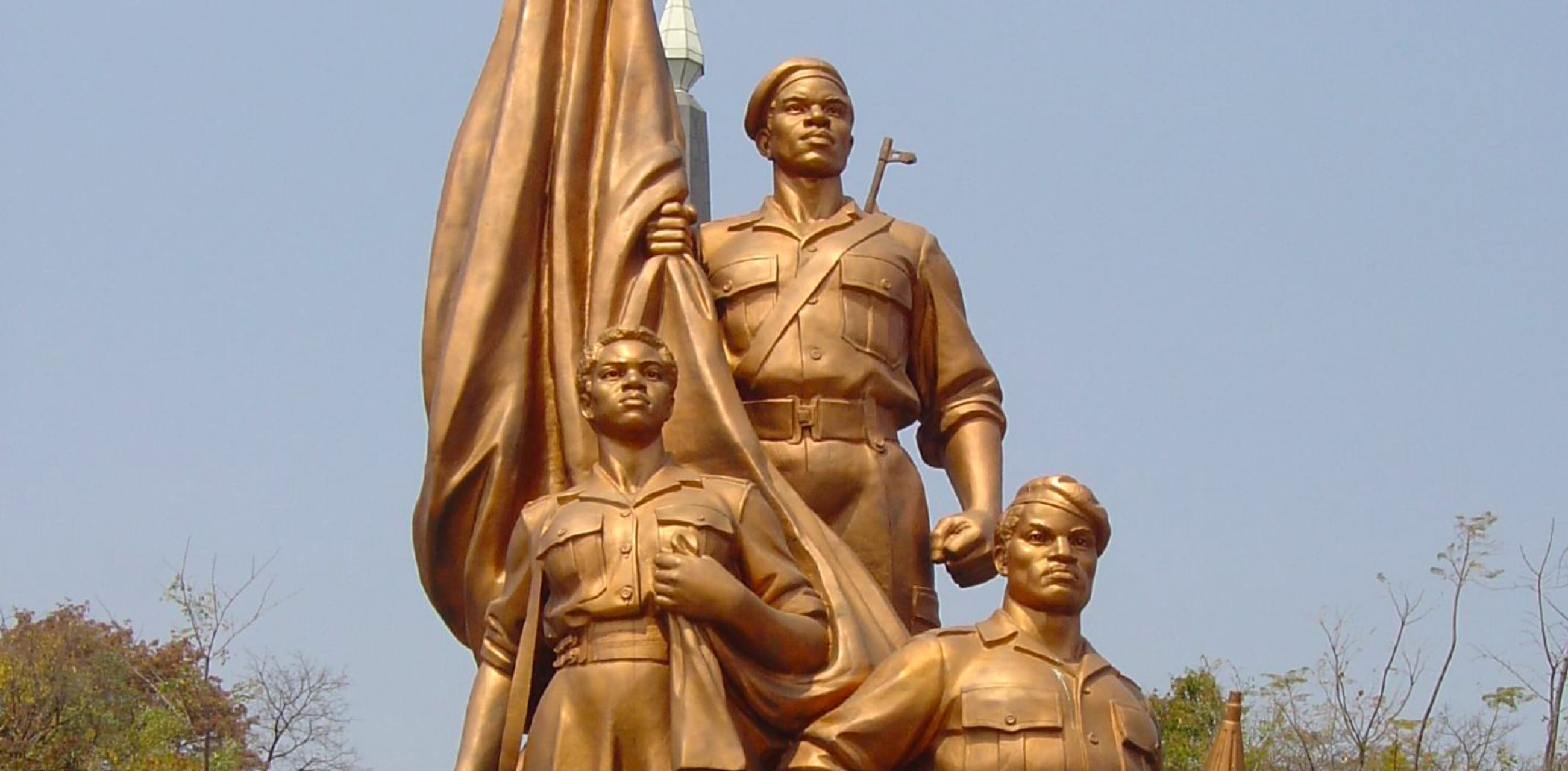 Harare - Heroes Acre