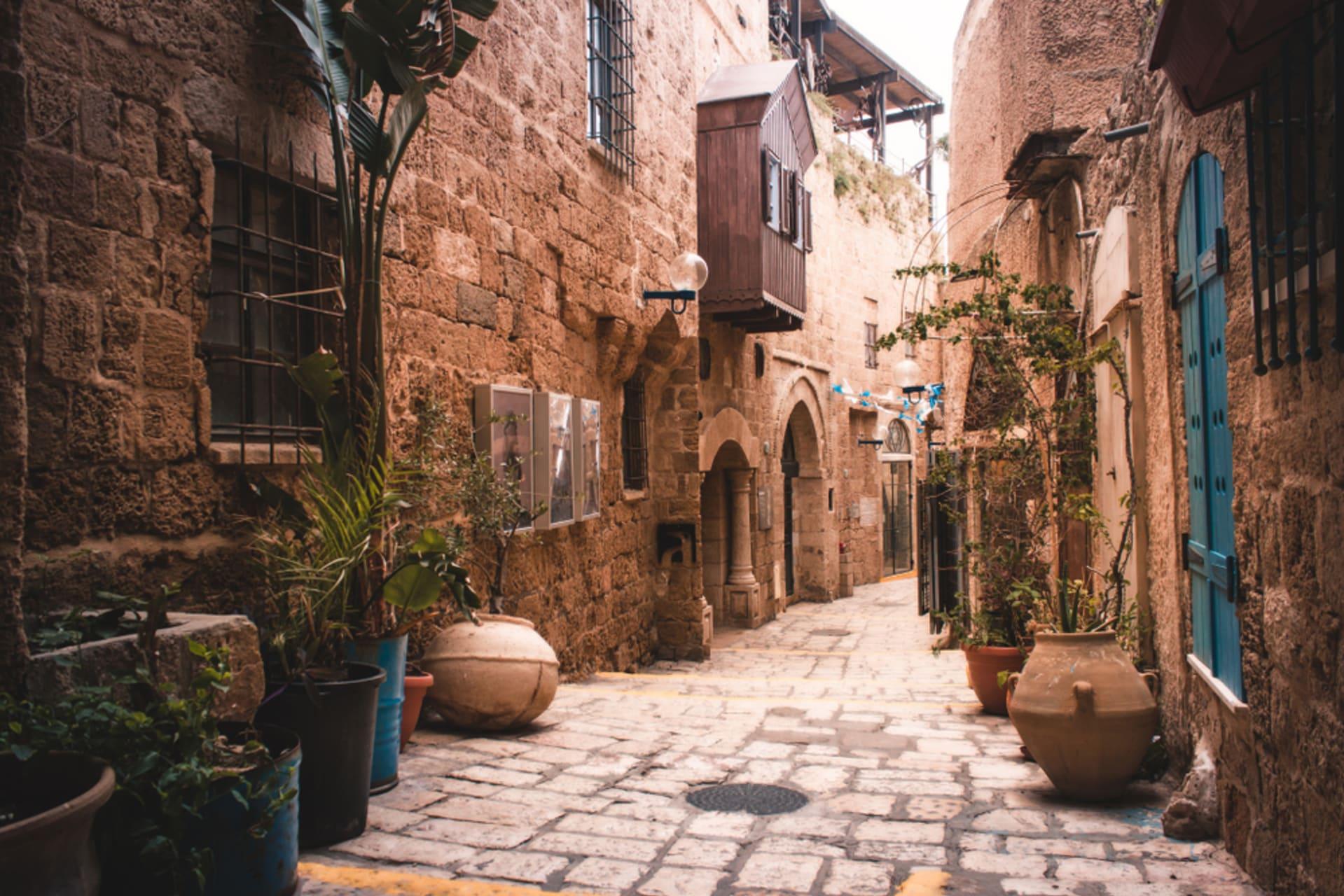 Tel Aviv - The American-German Colony of Tel Aviv