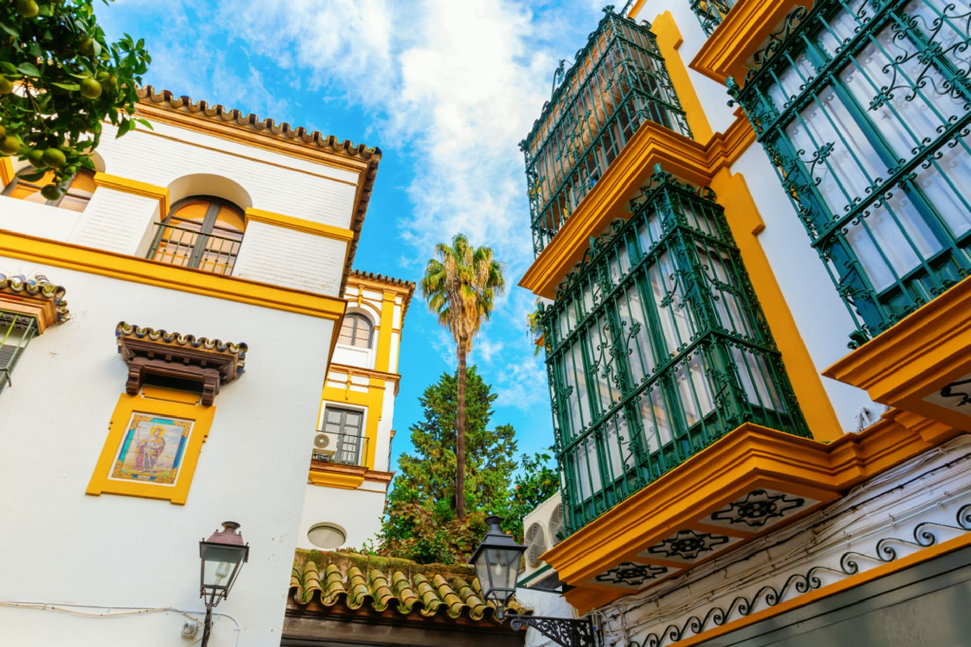 Seville - The Quiet Beauty of Seville's Jewish Quarter