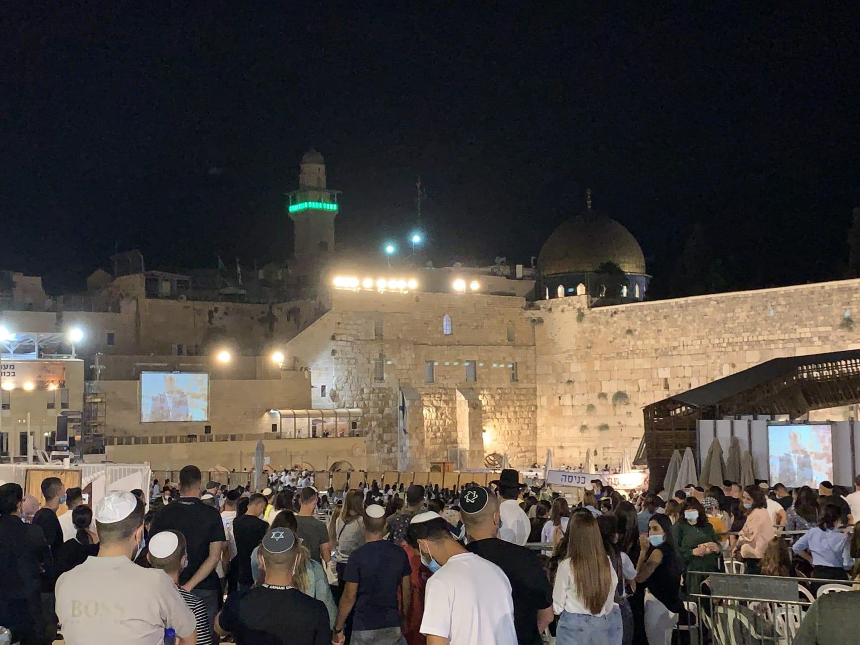 Jerusalem - Slichot - The Jewish Night Prayers
