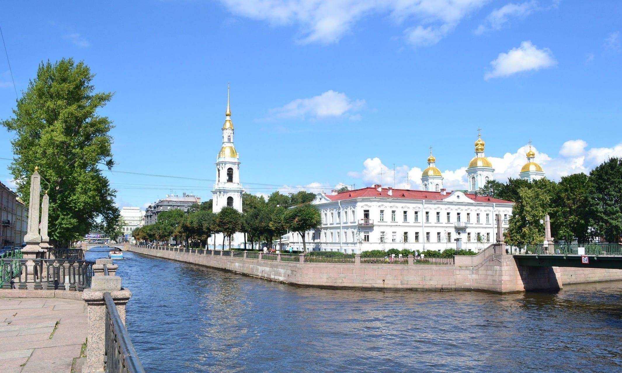 Saint Petersburg - Treasures of Kolomna District