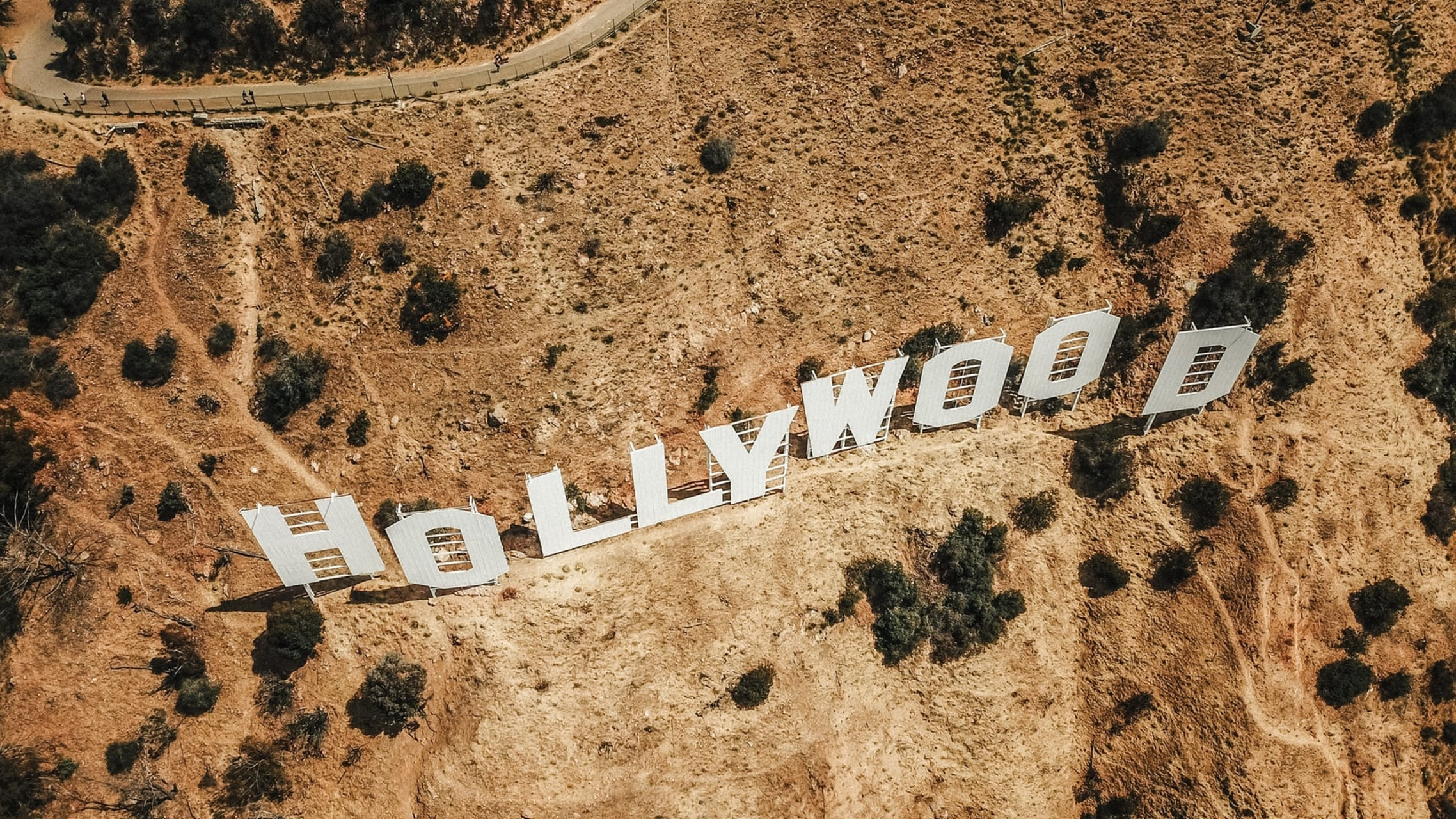 Los Angeles - A Hike to the Hollywood Sign