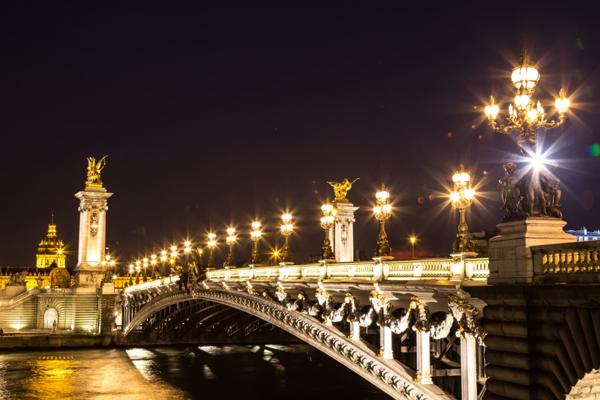 Paris - Iconic Paris by Night