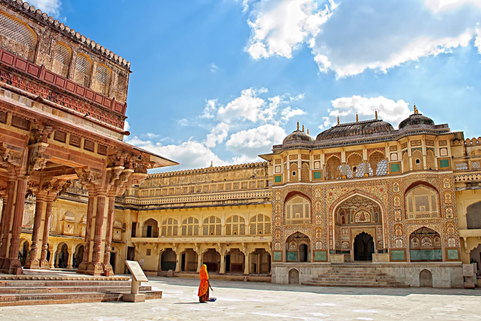 Jaipur - Amber Fort - Tour of the Jewel of Jaipur