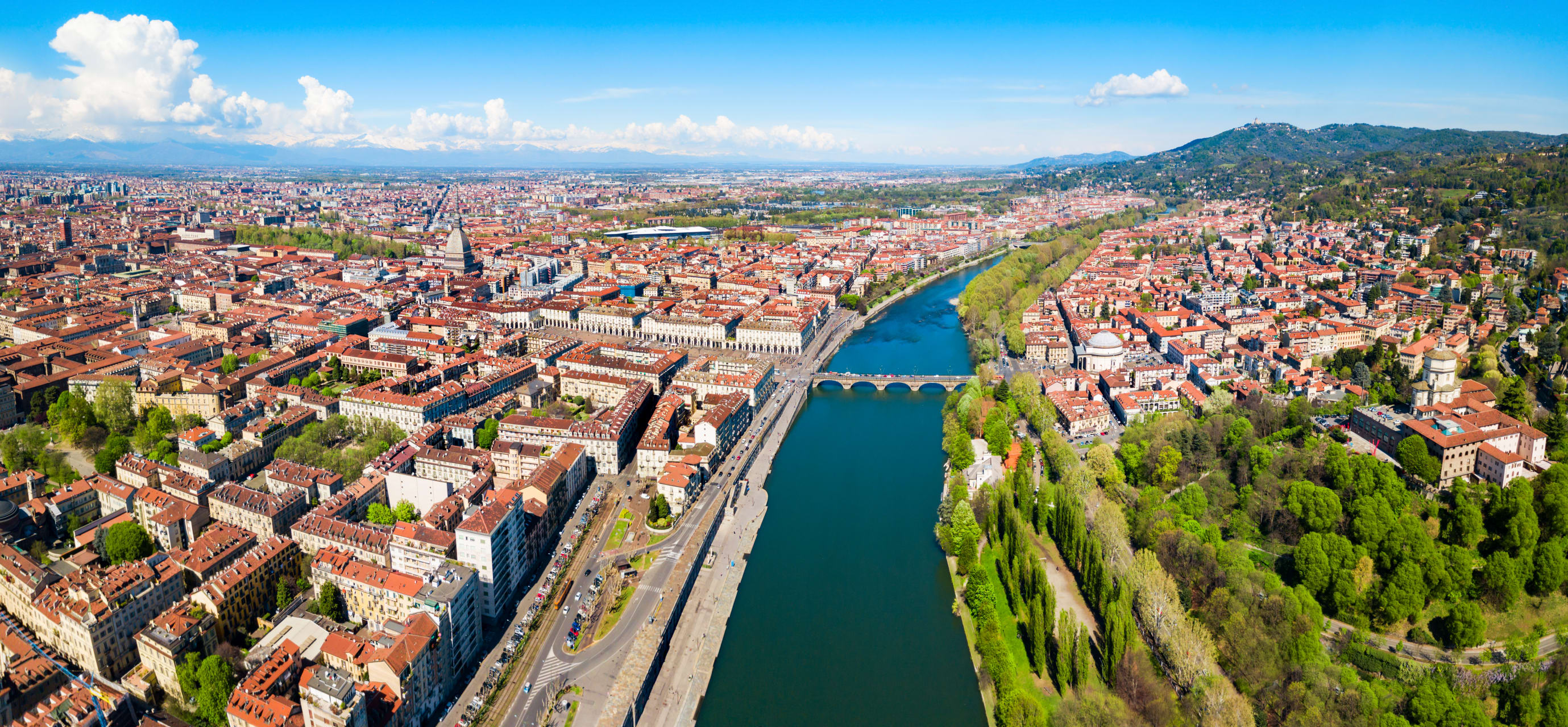 Piemonte - Discovering Torino: Between Present and Past